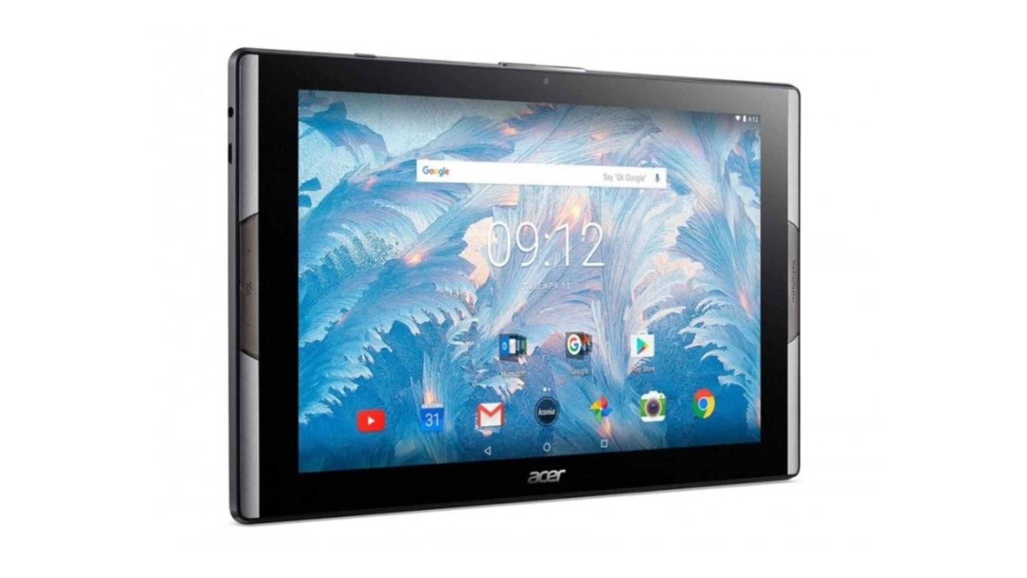 Das neue Acer Iconia Tab 10 gehört zu den ersten Quantum-Dot-Tablets.