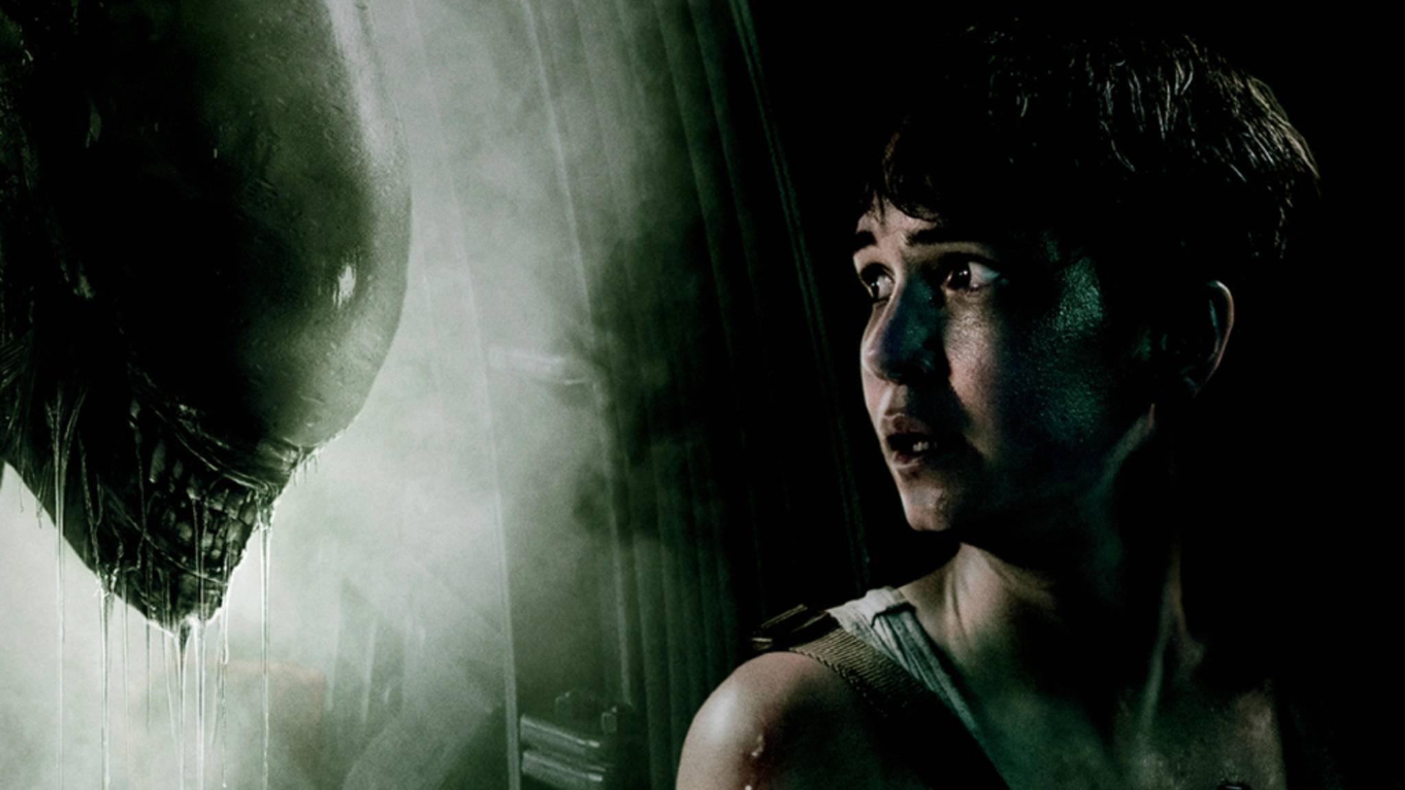 Hat der fiese Alien schon bald ausgegeifert?
