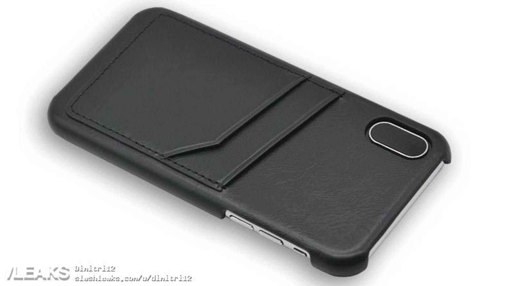 Gewöhnungsbedürftig: Auf der Rückseite des iPhone 8 könnte eine vertikale Dual-Kamera sitzen.
