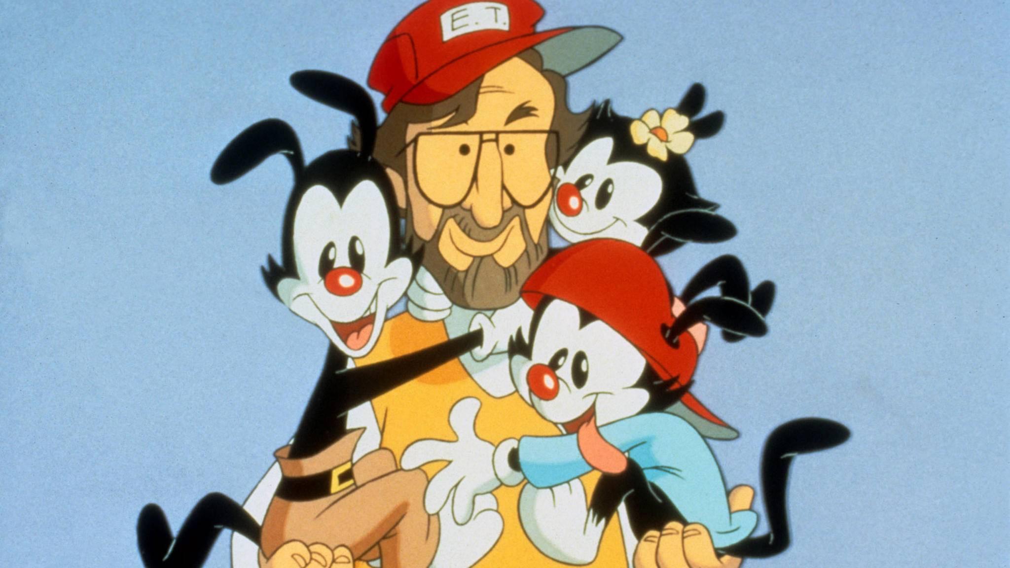 """Ob sich Steven Spielberg auch des """"Animaniacs""""-Reboots annehmen wird?"""