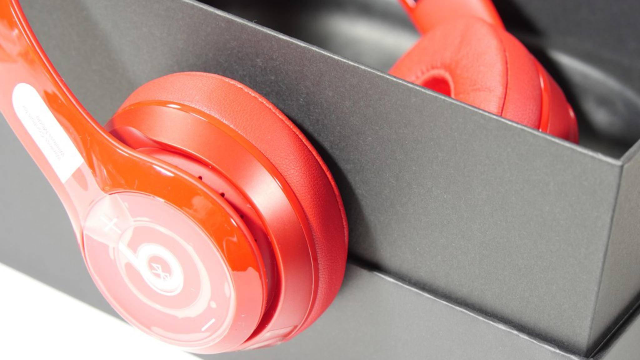 Während eines Flugs fingen Beats-Kopfhörer Feuer – Apple gibt falschen Batterien die Schuld.