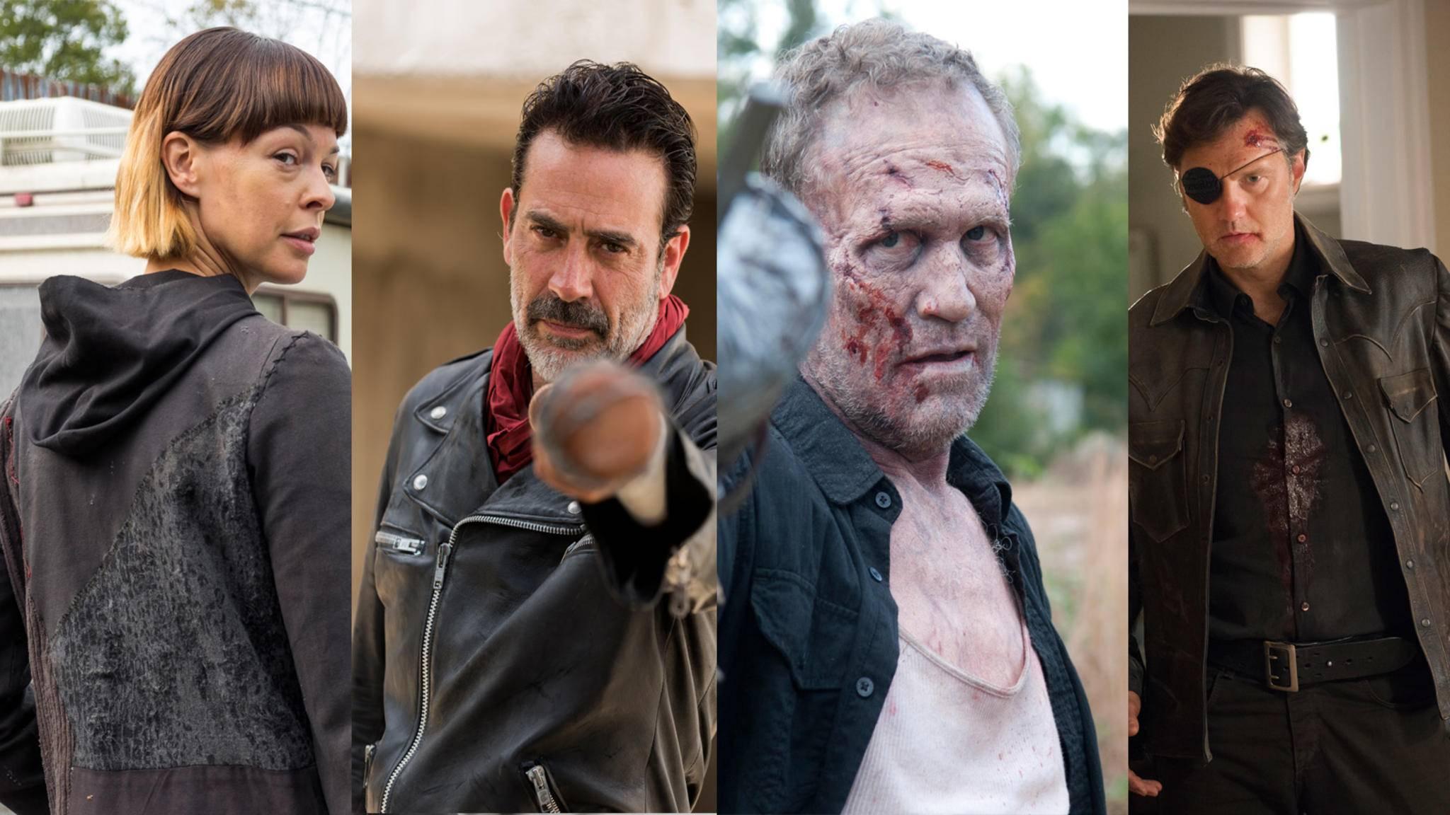 """Bei der Wahl zum größten Bösewicht von """"The Walking Dead"""" gab es einen Überraschungssieger."""