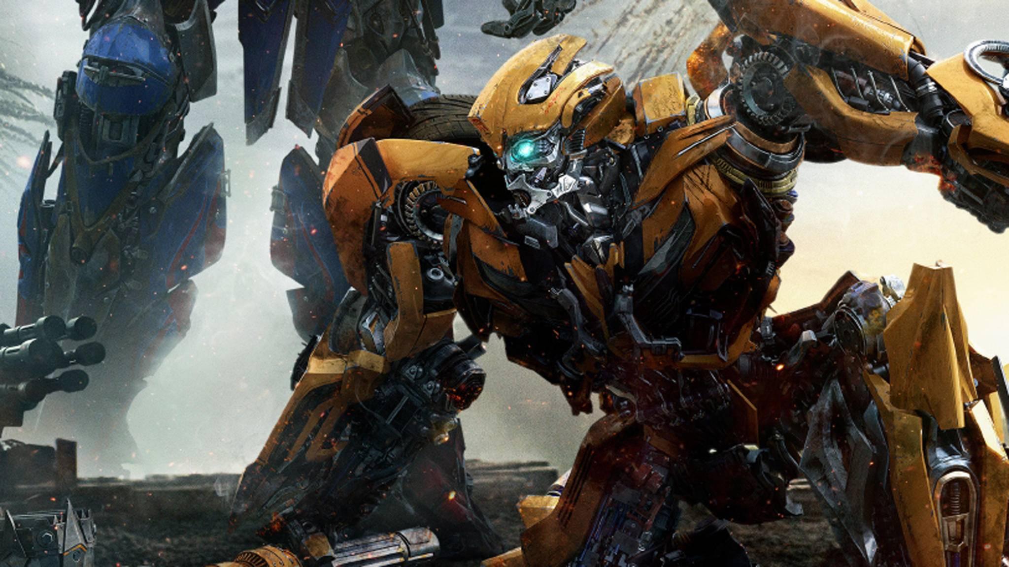 Autobot Bumblebee bekommt 2018 seinen eigenen Film.
