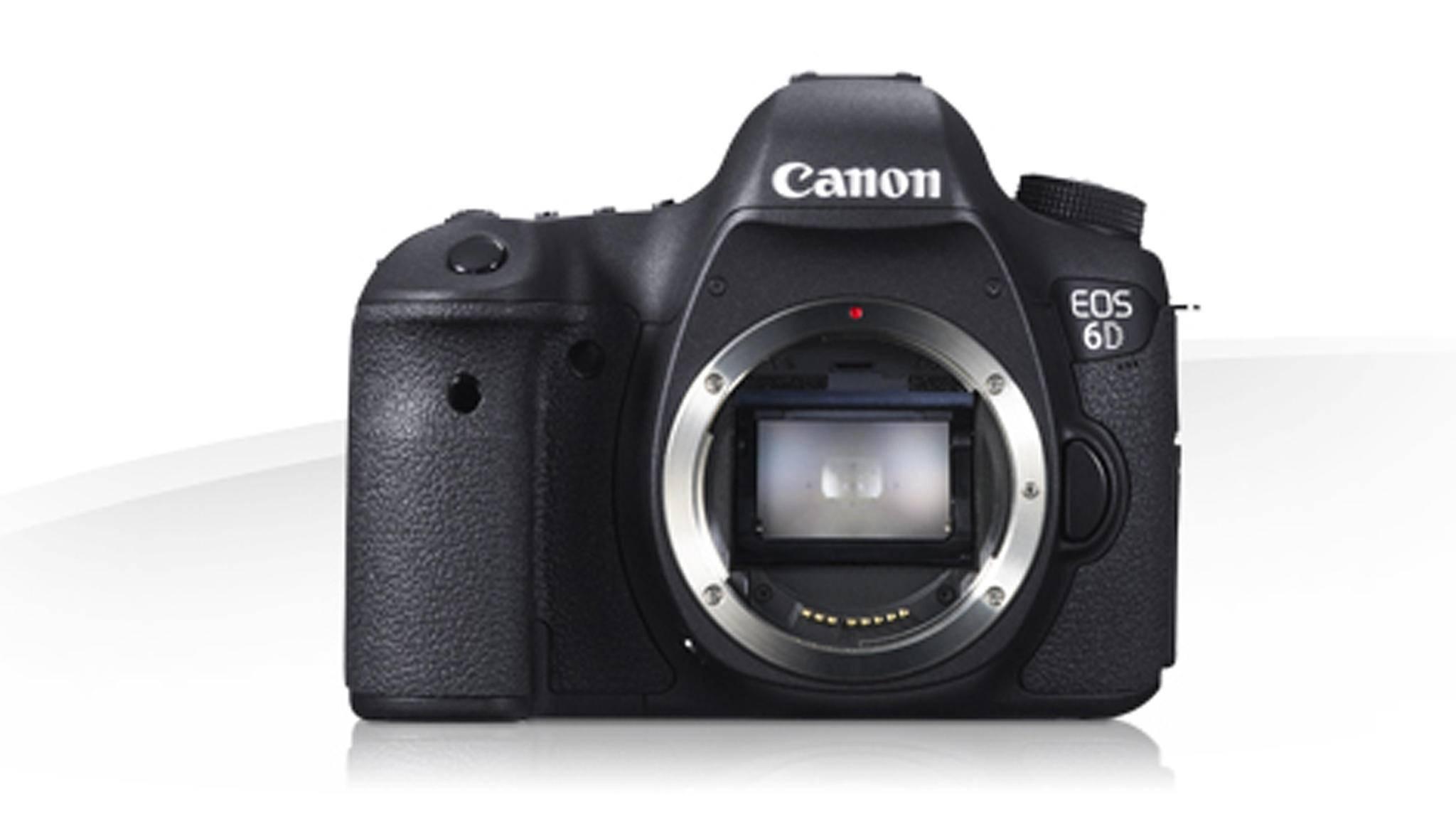 Es dauert wohl nicht mehr lange, bis es definitive Informationen zum Nachfolgemodell der Canon EOS 6D gibt.