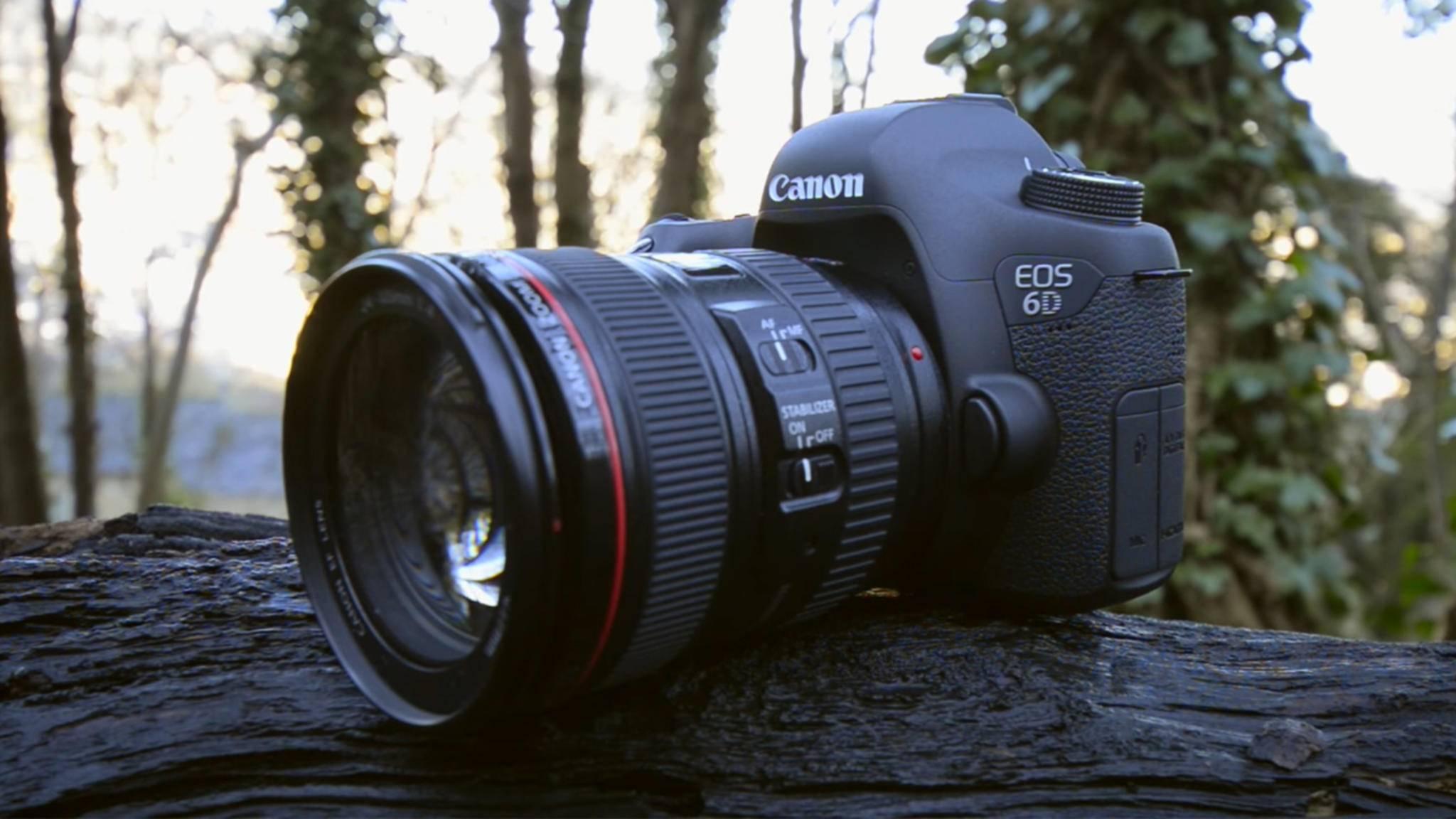 Die Canon EOS 6D soll diesen Sommer eine Nachfolgerin bekommen.