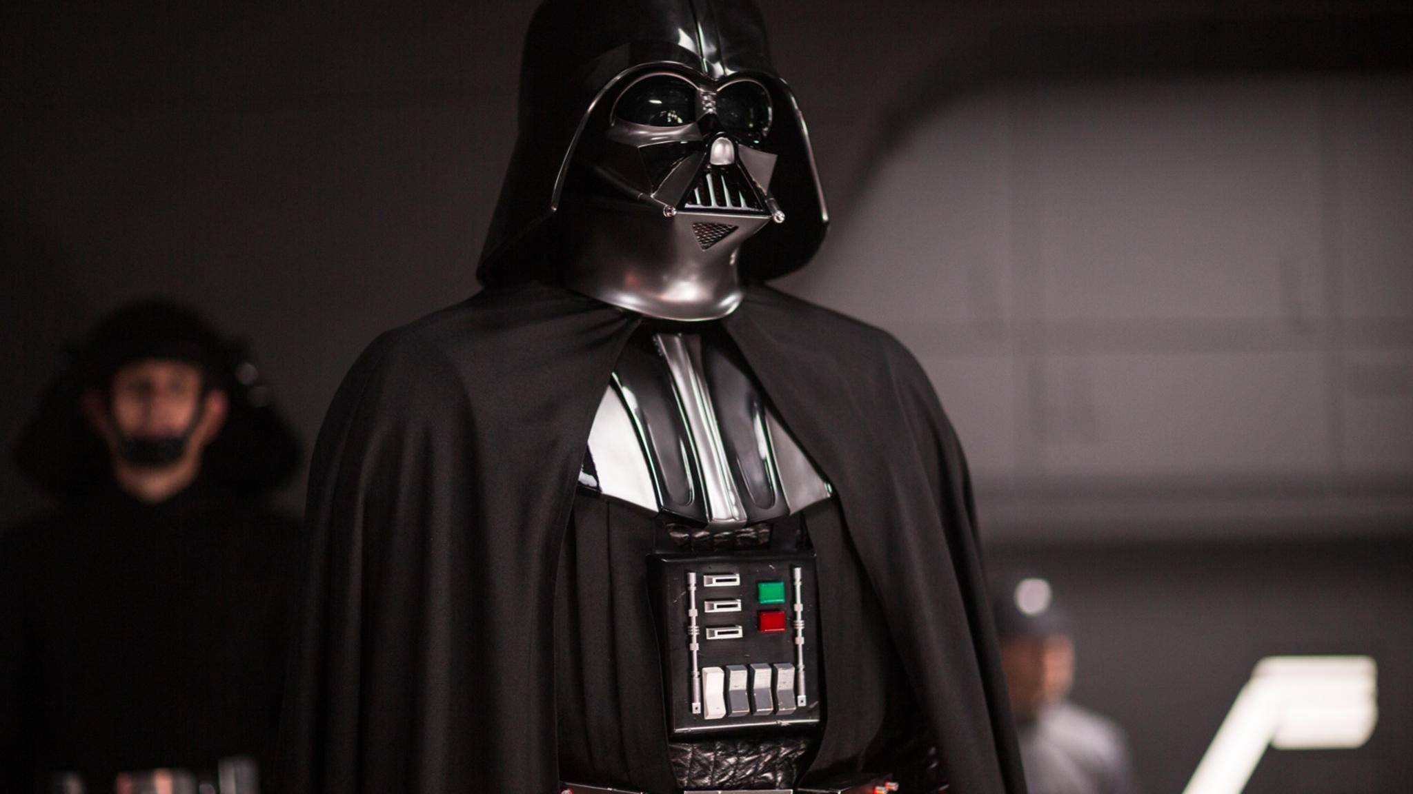"""Nicht totzukriegen: Darth Vader spielt auch in """"Star Wars: Han Solo"""" eine Rolle."""