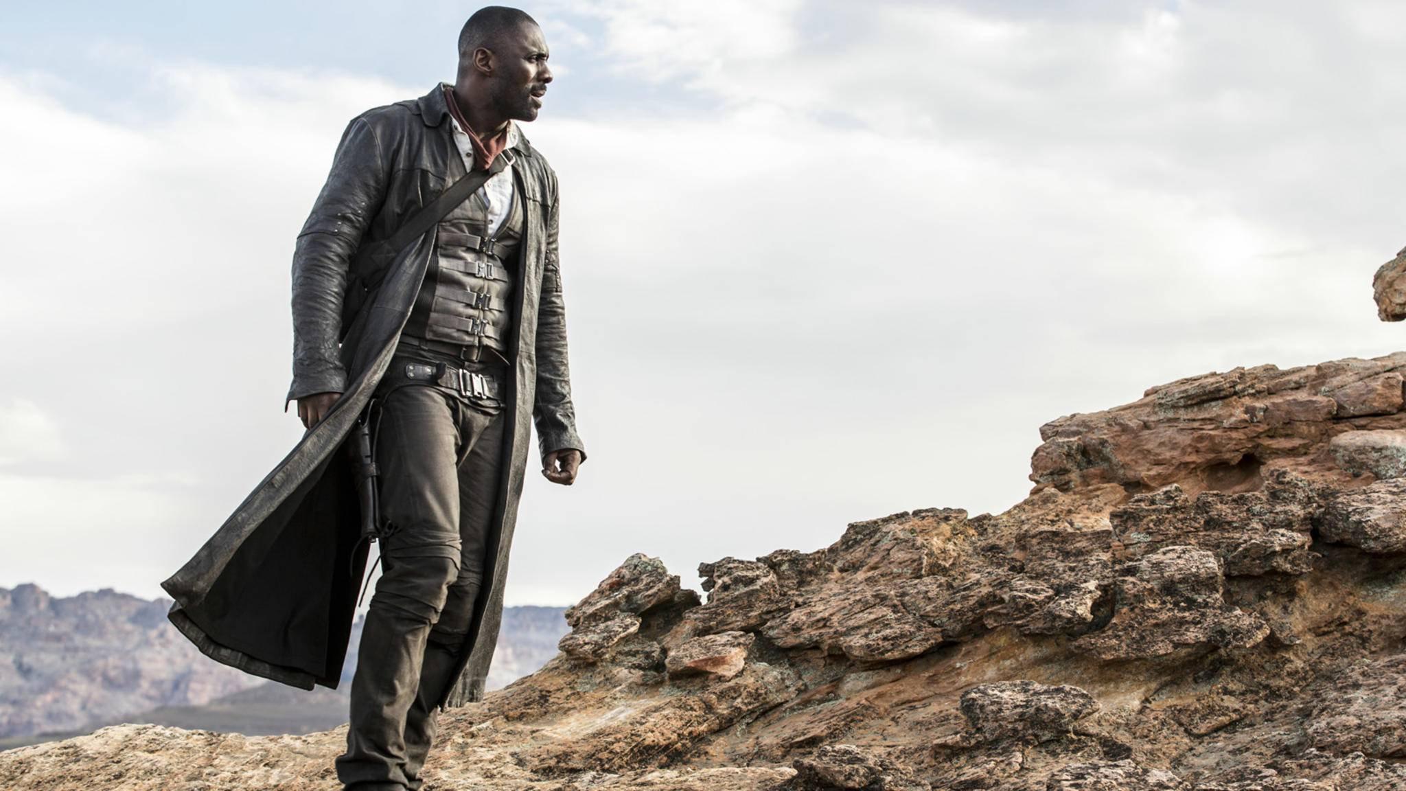 """Muss die """"Der Dunkle Turm""""-TV-Serie ohne Idris Elba auskommen?"""