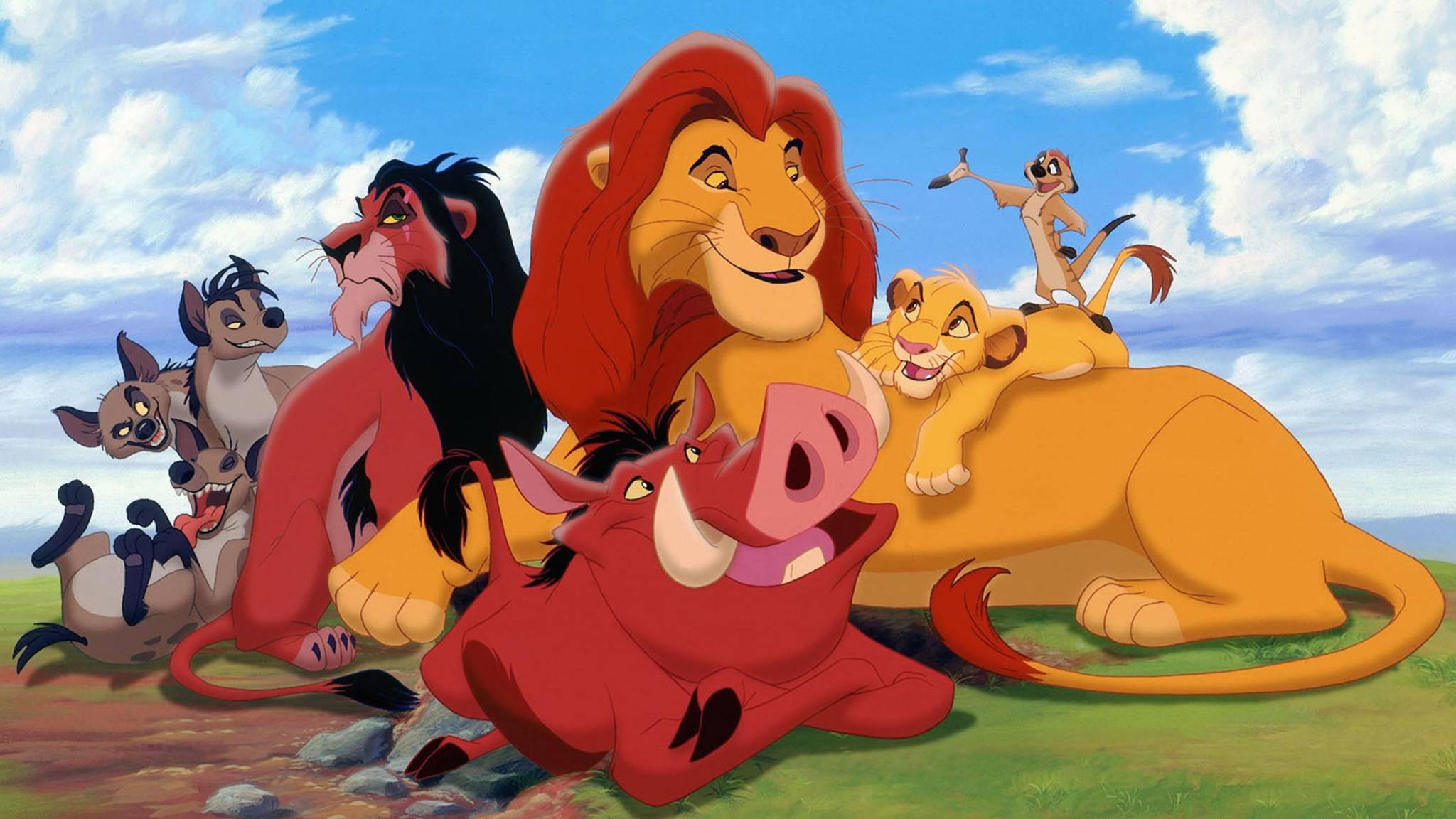 """""""Der König der Löwen"""" und Co.: Eine Liste mit (wirklich) allen Disney-Filmen, würde ziemlich lang ausfallen."""