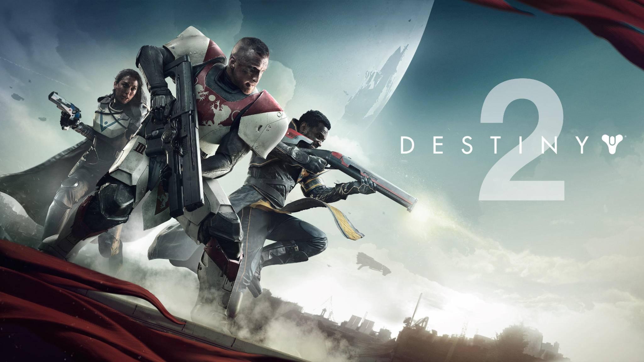 """Im Live-Stream gibt es erstmals Gameplay von """"Destiny 2"""" zu sehen."""