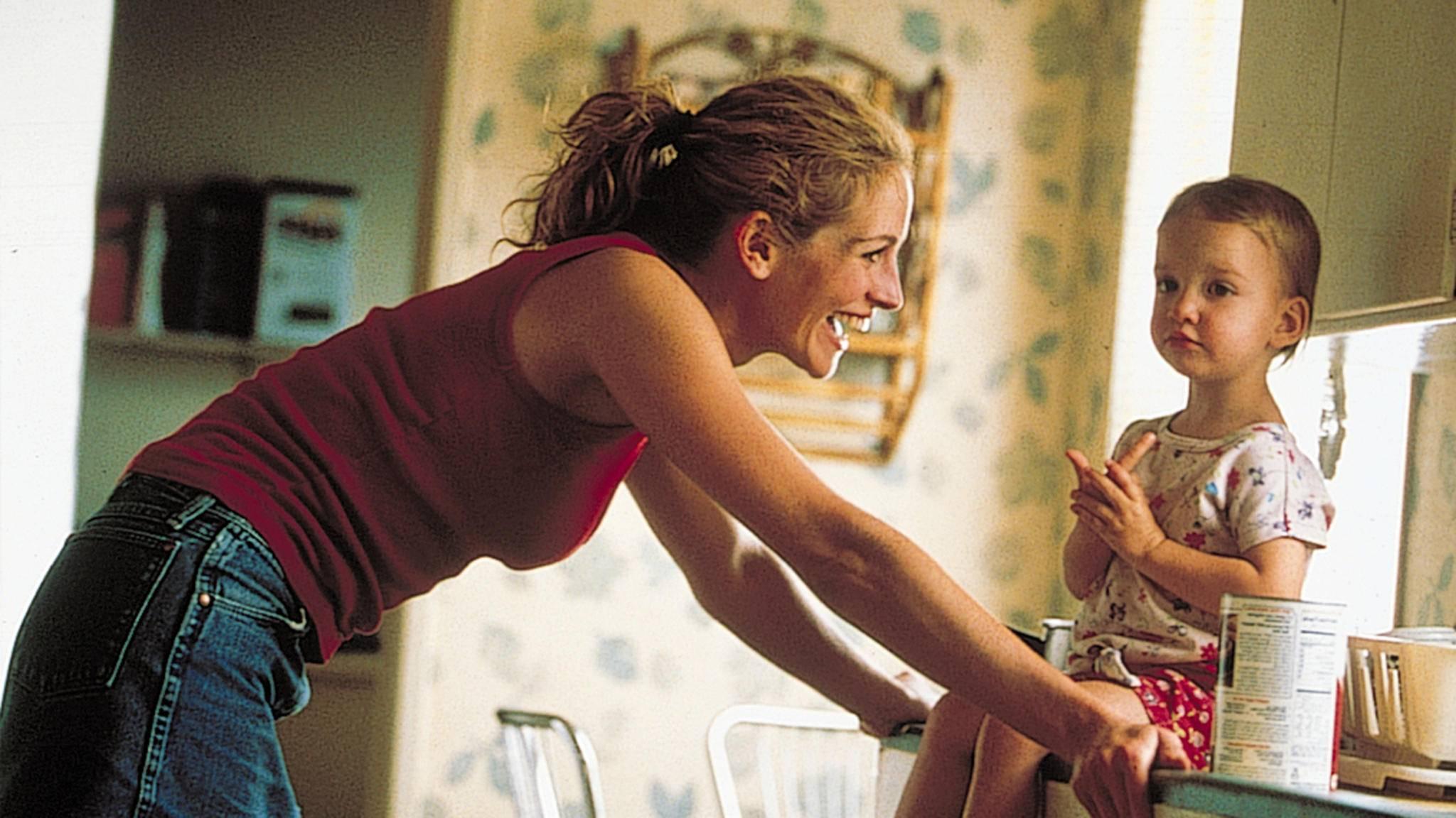 Eine Powerfrau und Super-Mama durch und durch: Julia Roberts als Erin Brockovich.