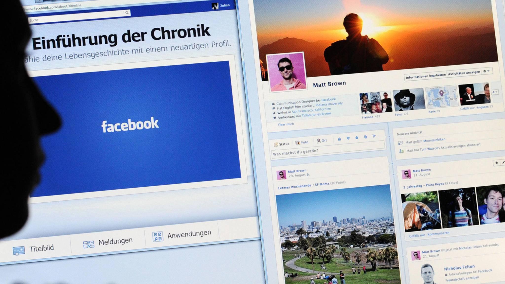 Die gesamte Facebook-Chronik löschen: Eine Anleitung