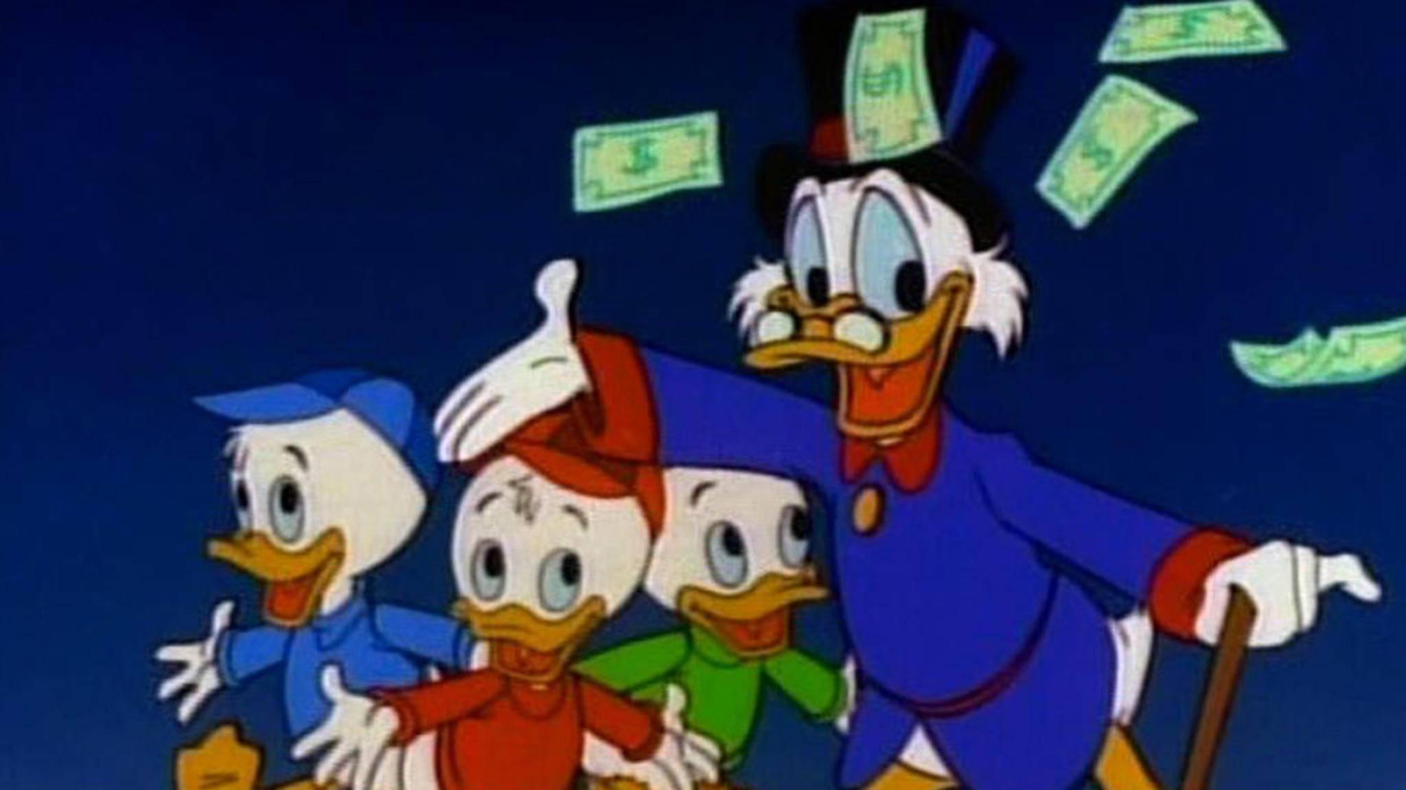 """Disneys """"DuckTales"""" ist für 90er-Kinder unbezahlbar."""