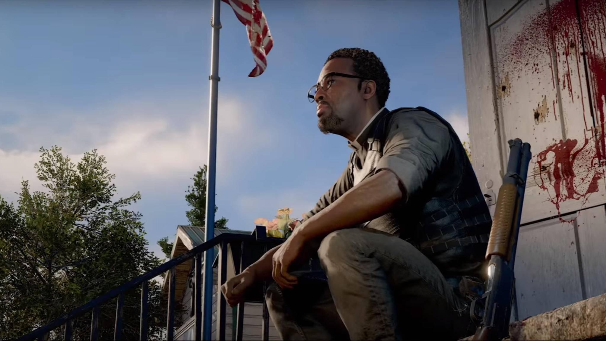 """Pastor Jerome Jeffries ist eine der zentralen Figuren in """"Far Cry 5""""."""
