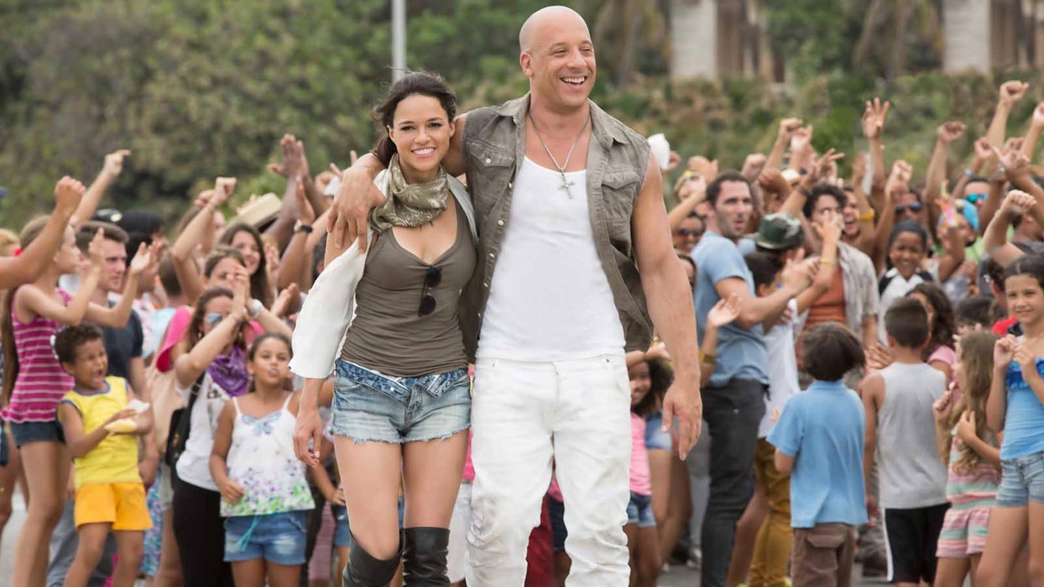 """Bisher waren Letty und Dom ein Dreamteam. Ob das jedoch auch für """"Fast and Furious 9"""" noch gilt, bleibt abzuwarten."""