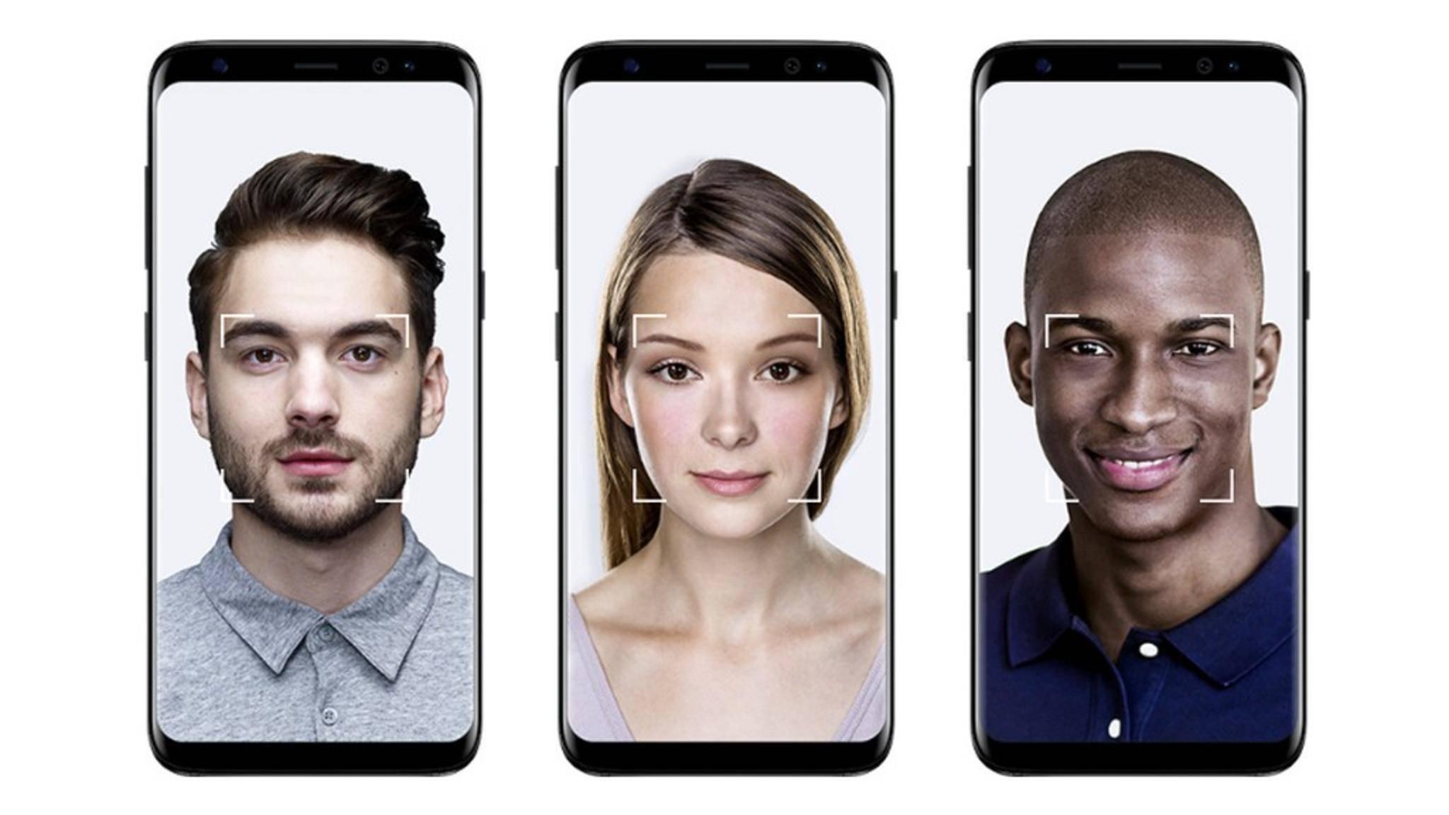 Der Gesichtsscanner lässt sich leider einfach mit einem Nutzerfoto überlisten