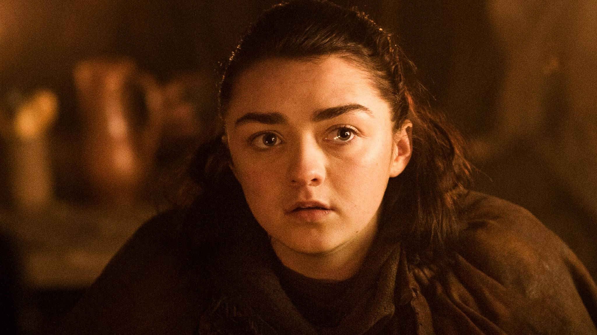 "Was wäre ""Game of Thrones"" ohne Arya?"