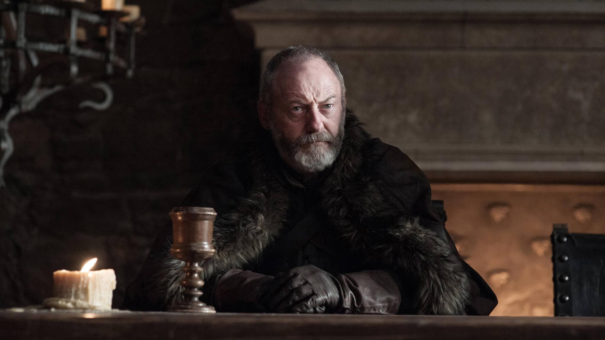 """Auf ein Bier mit Davos Seewert? Vielleicht schaut der bärtige Ritter ja auch mal in der neuen """"Game of Thrones""""-Bar in Washington vorbei..."""