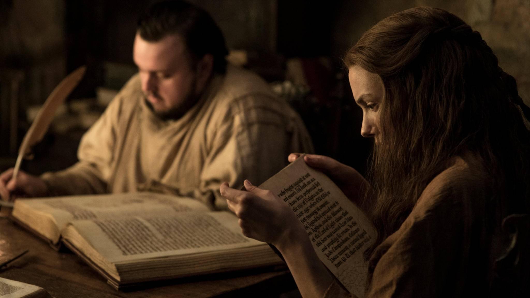 """In Harvard kannst Du dank eines """"Game of Thrones""""-Seminars zum Maester werden."""
