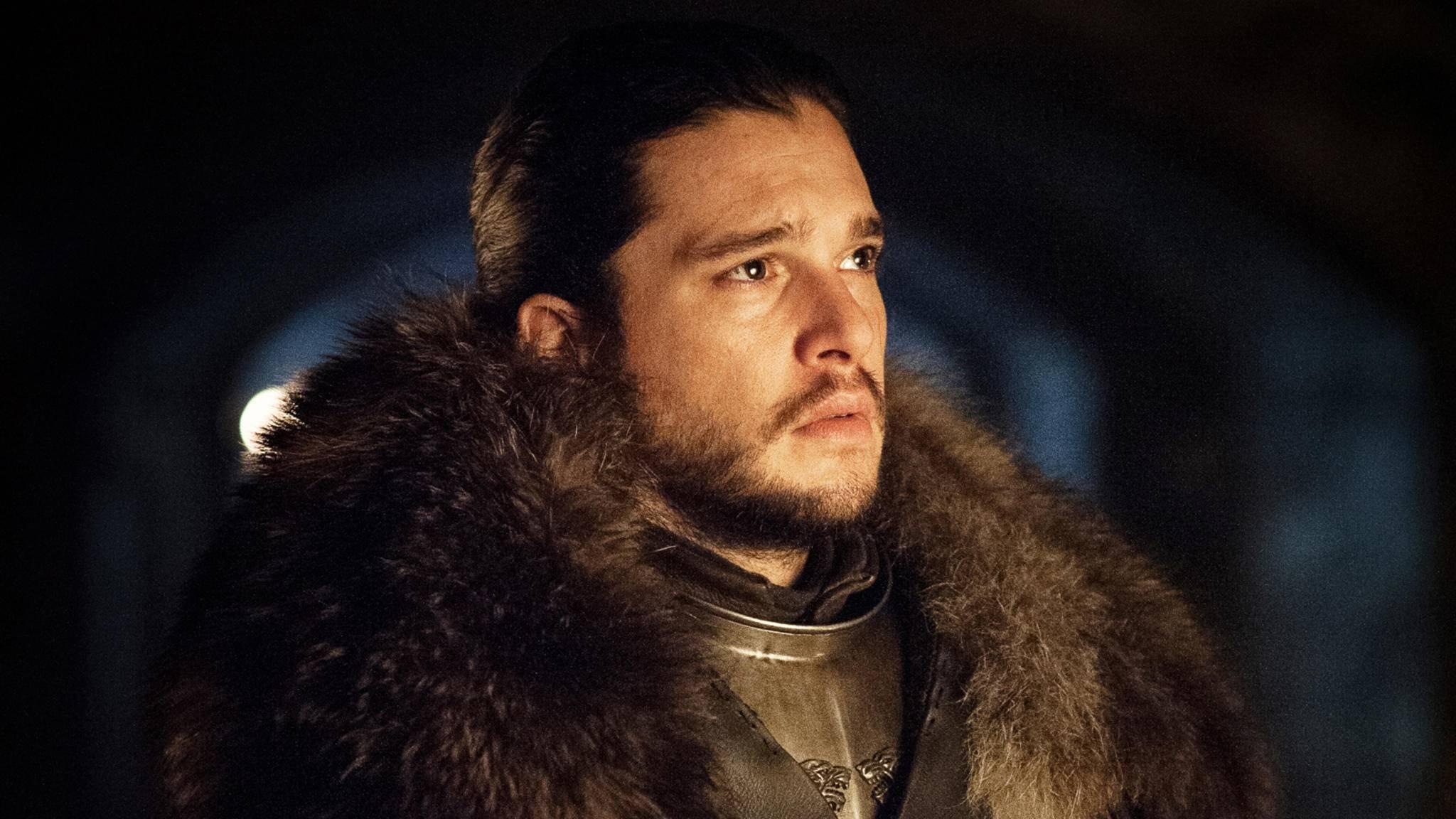 """Auch Jon Snow braucht einen langen Atem: Mit der finalen """"Game of Thrones""""-Staffel könnte es erst 2019 weitergehen."""