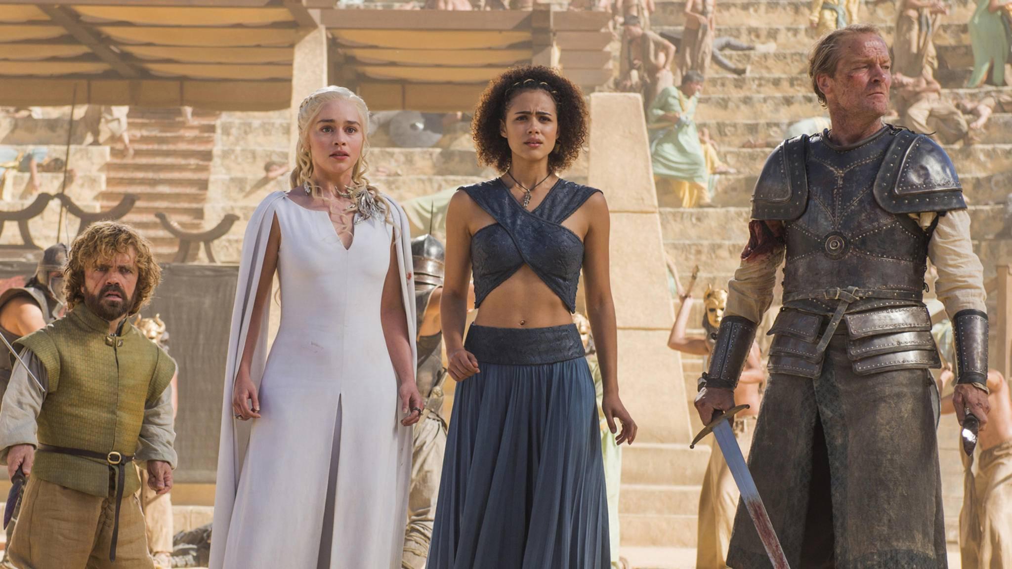 Game of Thrones: Trailer zu Staffel 7 endlich veröffentlicht