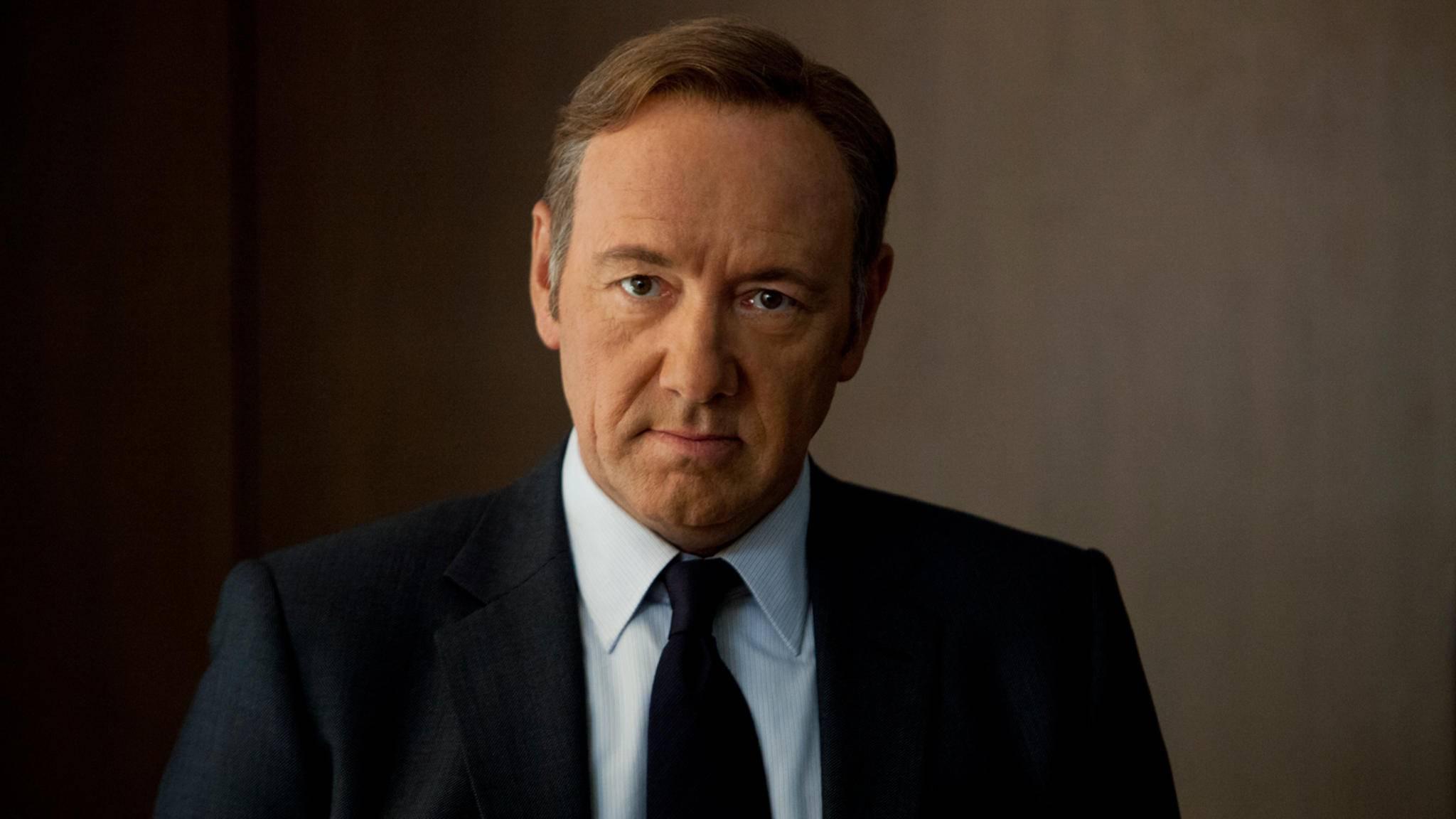 Aus und vorbei: In Staffel 6 gibt es kein Wiedersehen mit Frank Underwood (Kevin Spacey).