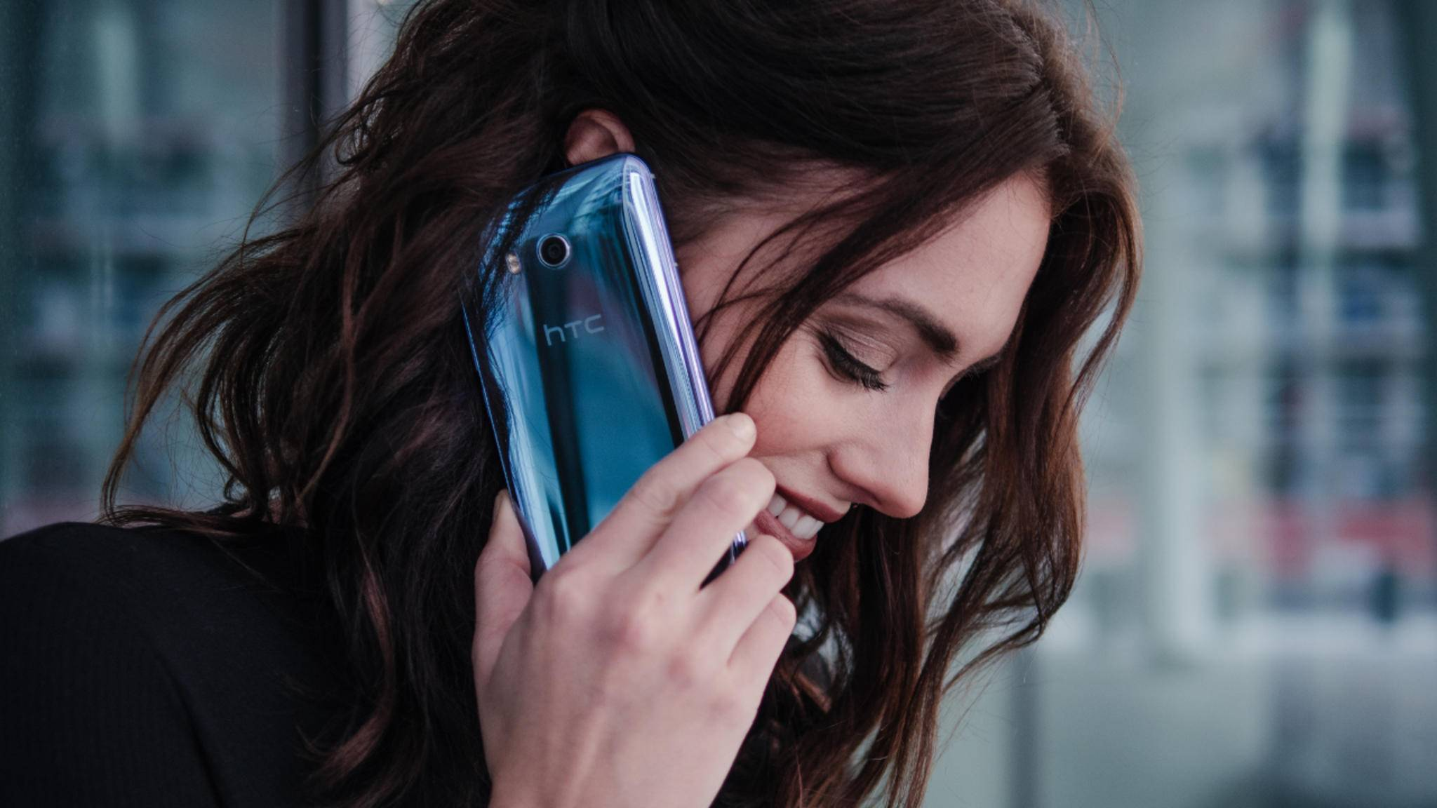 Das HTC U11.