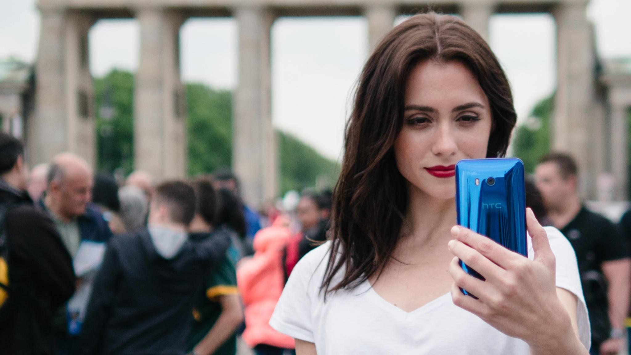 Das HTC U11 wurde offiziell vorgestellt.