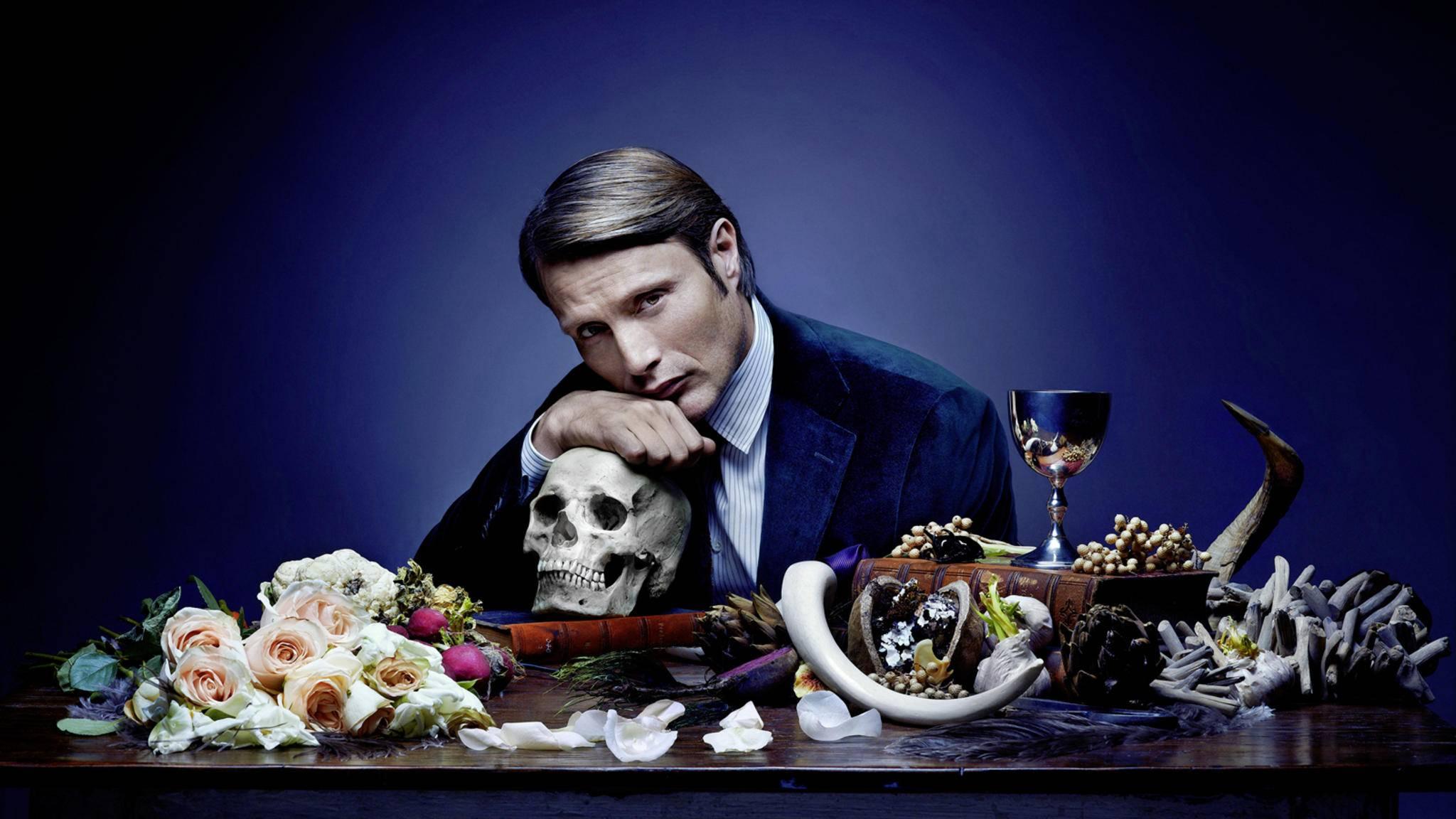Darf es ein kleines Amuse-Bouche sein? Die Zutaten, die Hannibal Lecter dafür verwendet, sind jedoch streng geheim!