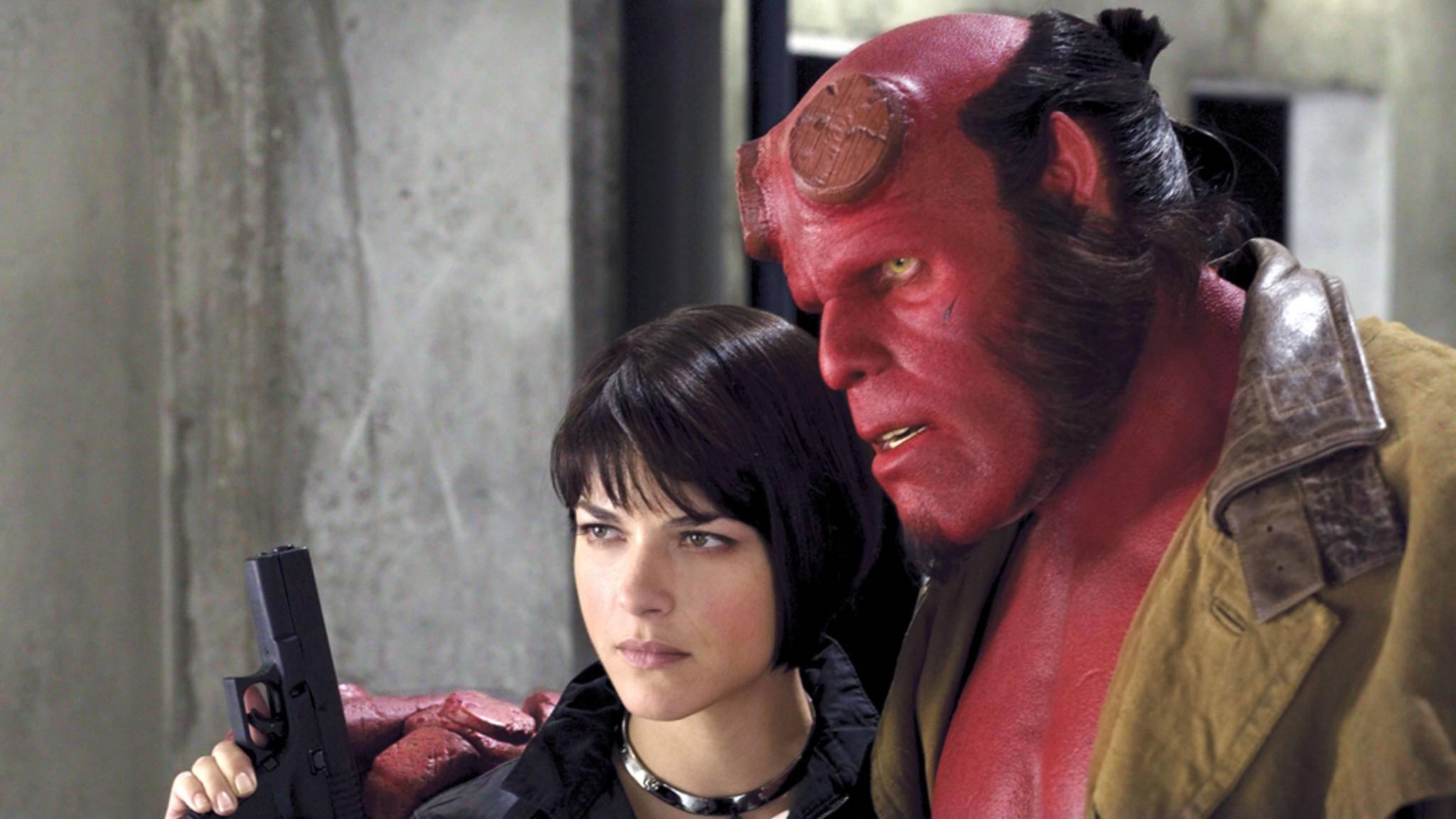 So werden wir Hellboy nicht wiedersehen: Das kommende Reboot geht ohne Ron Perlman an den Start.
