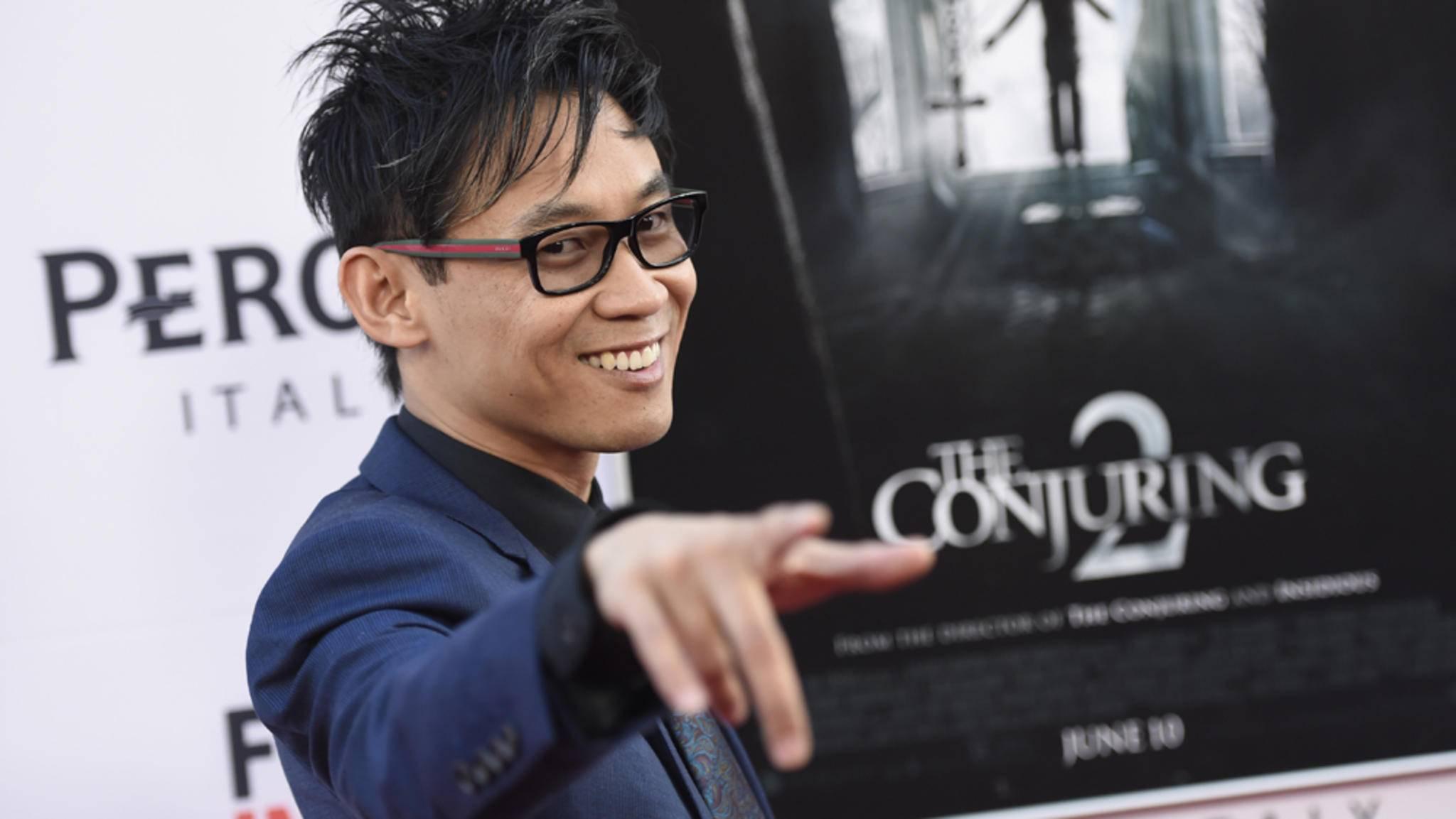 James Wan gilt als echter Experte in Sachen Horrorfilme.