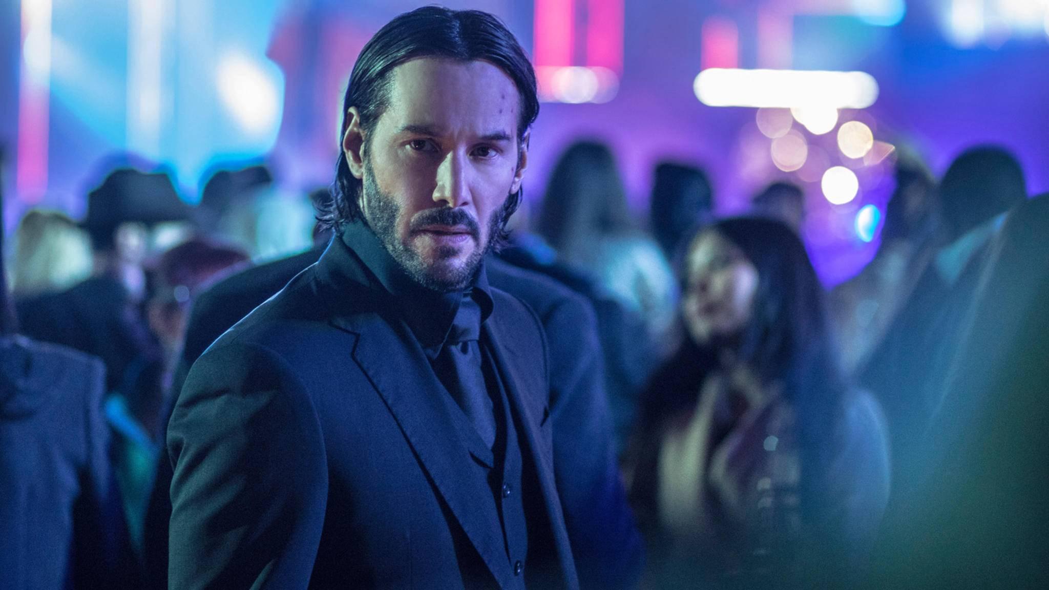 "Was erwartet Keanu Reeves in ""John Wick 3""?"