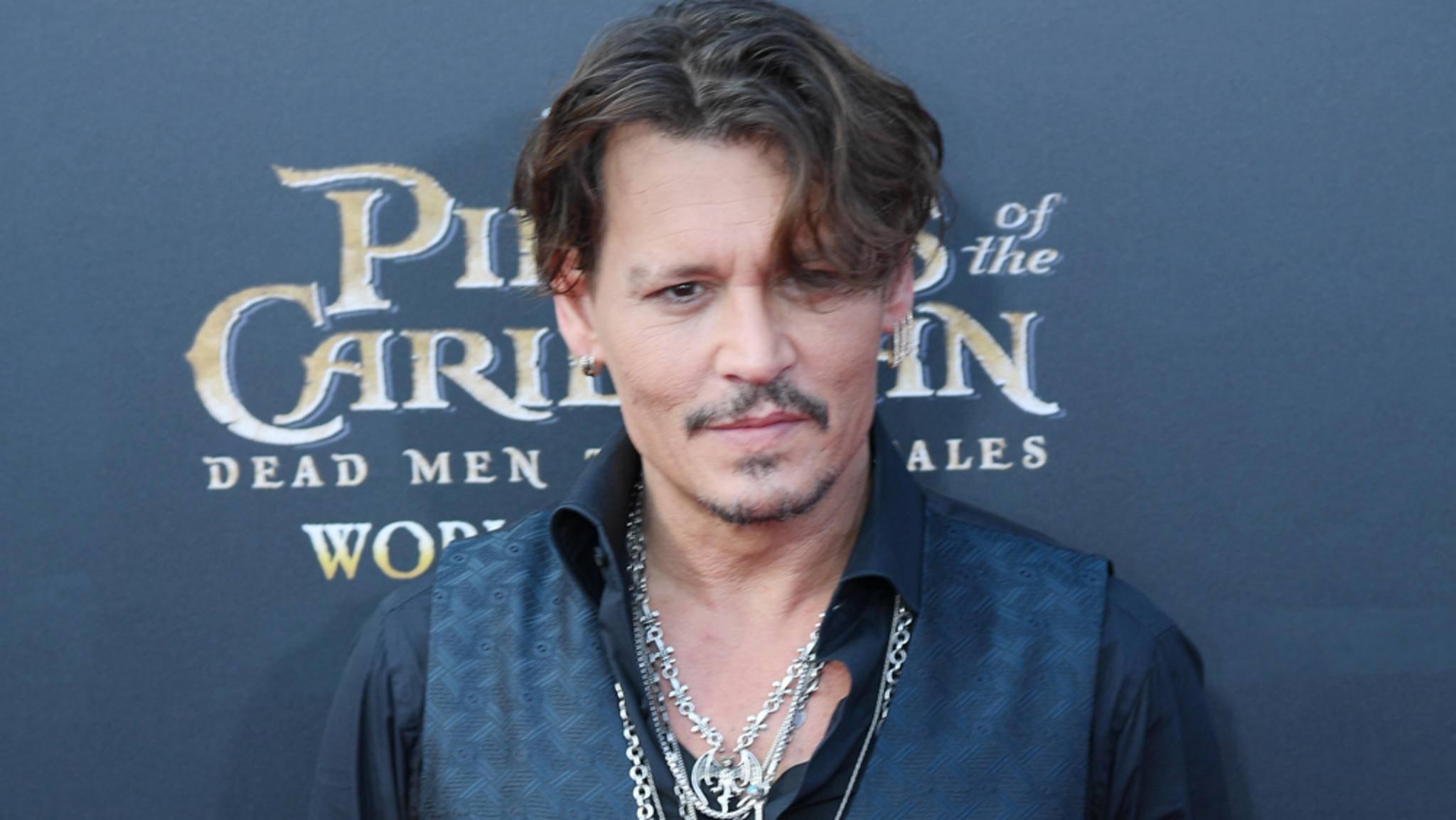 """In """"King of the Jungle"""" wird Johnny Depp die Rolle von John McAfee übernehmen."""