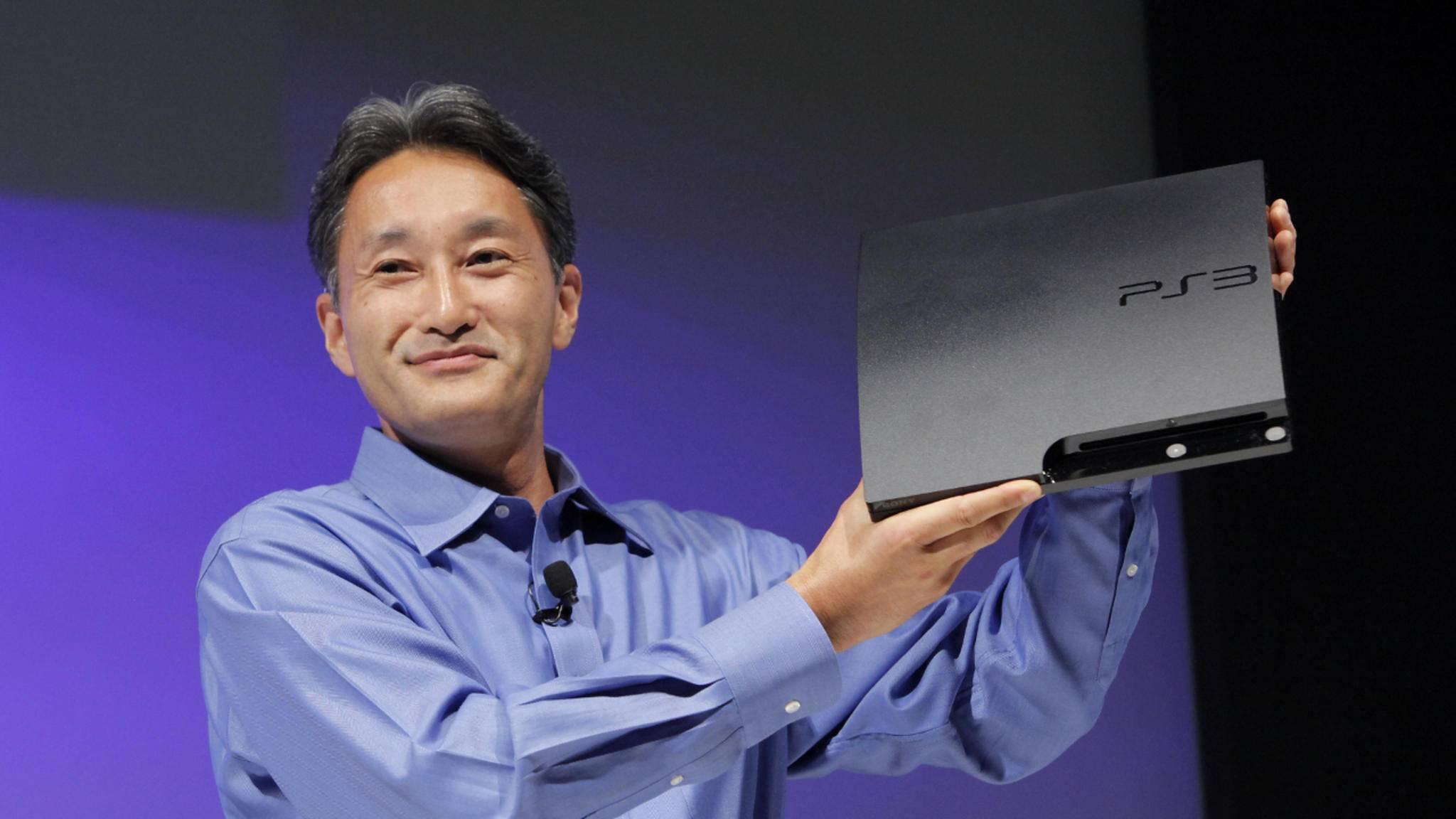 Sony-Chef Hirai denkt bereits über die PS5 nach.