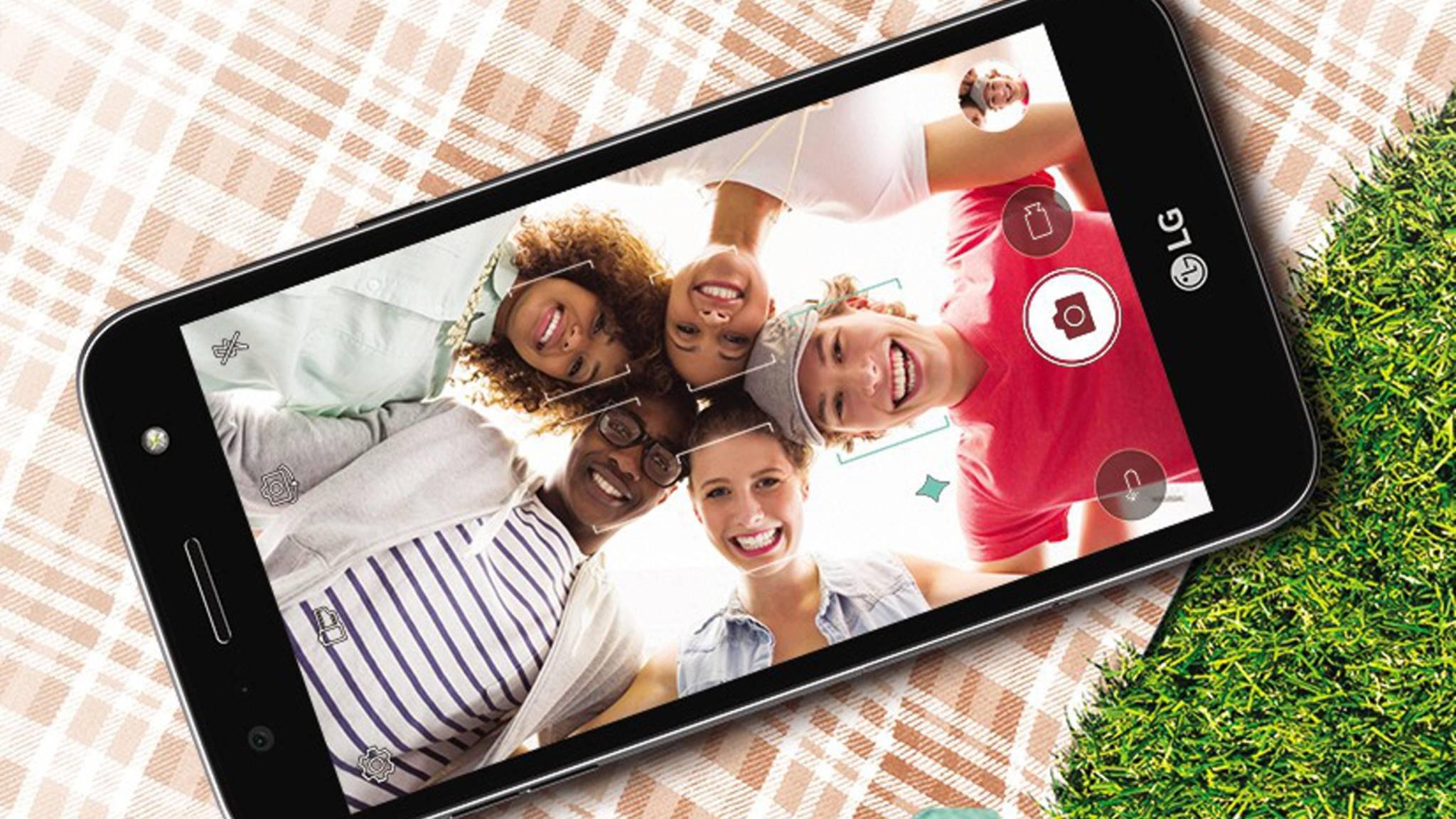 Das LG X Power 2 kommt im Mai auf den Markt.
