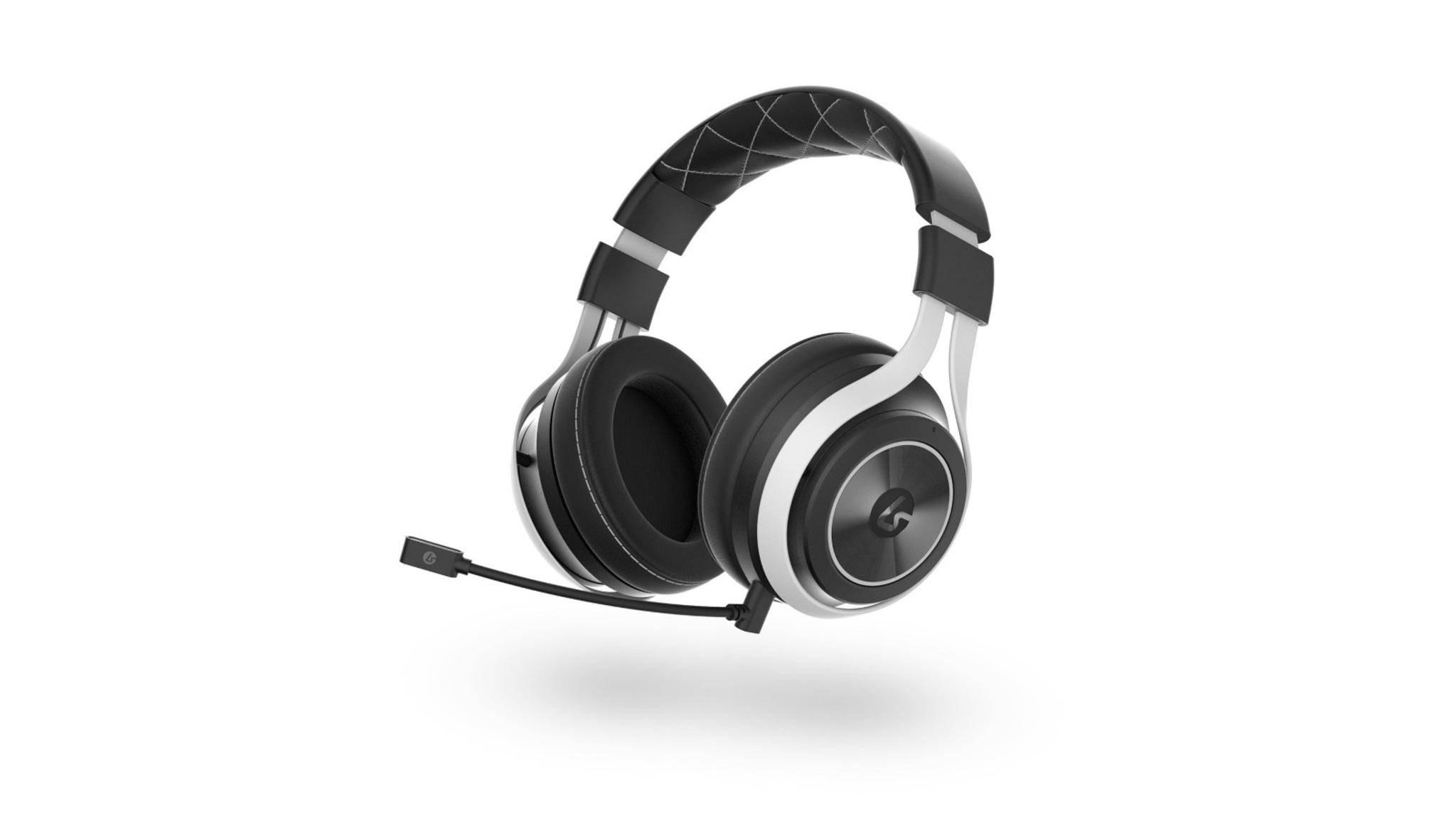Kopfhörer, Mikrofon – sonst nichts. Das Headset LucidSound LS35X verzichtet sowohl aufKabel, als auch auf einen zusätzlichen Empfänger.