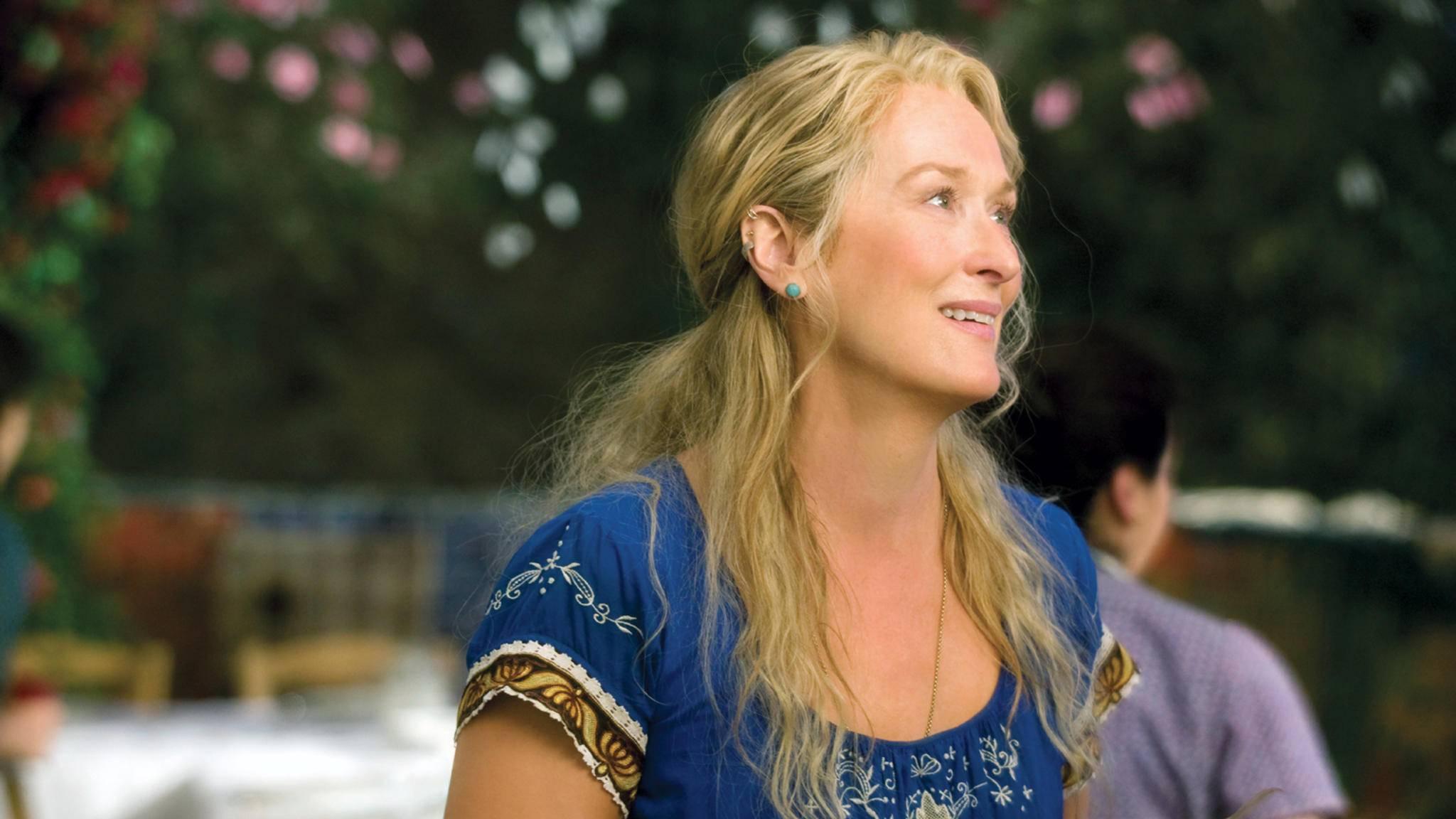 """Auch Meryl Streep wird im """"Mamma Mia""""-Sequel mit von der Partie sein."""