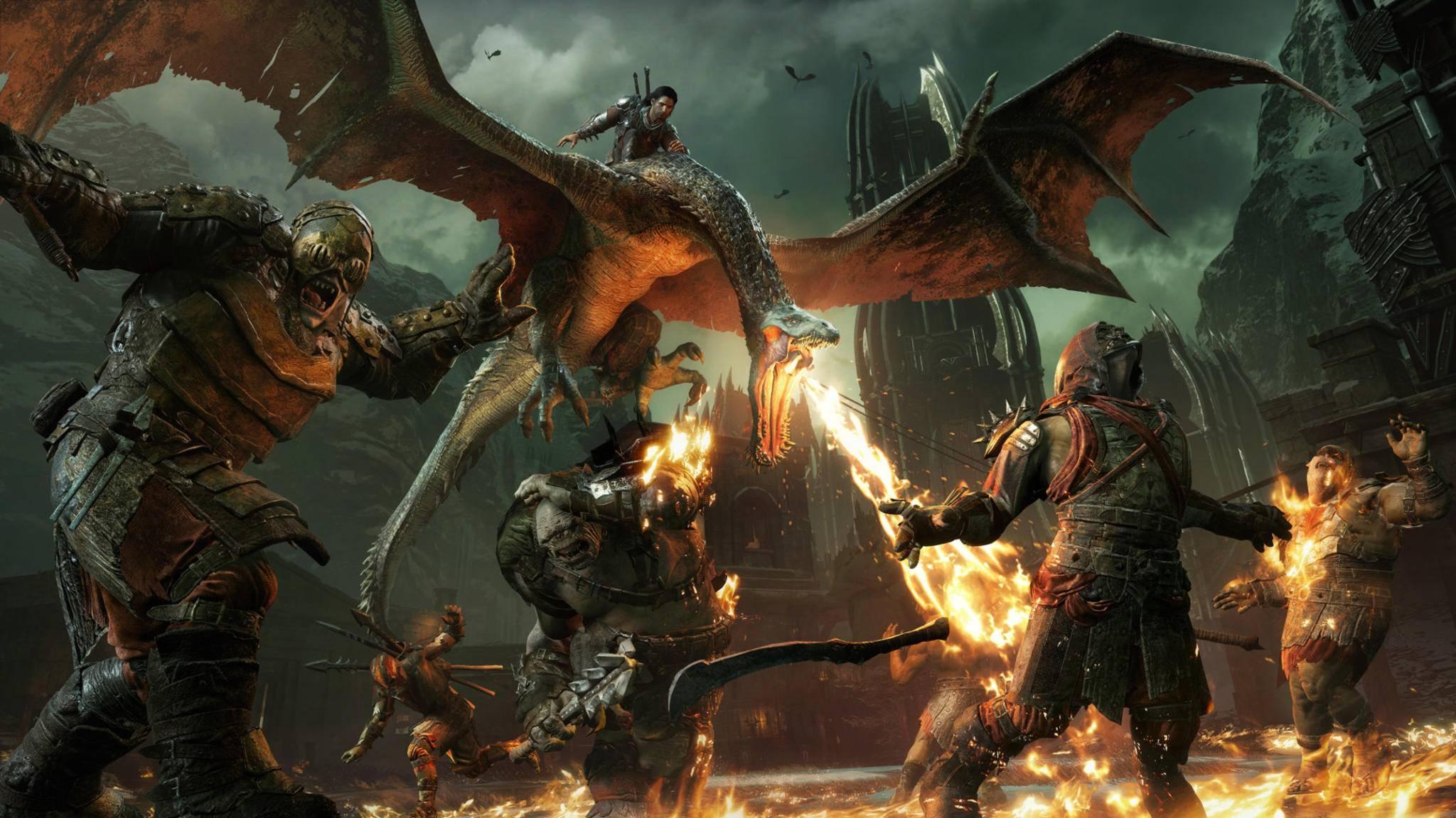 """""""Mittelerde: Schatten des Krieges"""" ist nur eines von vielen aktuellen Beispielen für ein Game mit Lootbox-System."""
