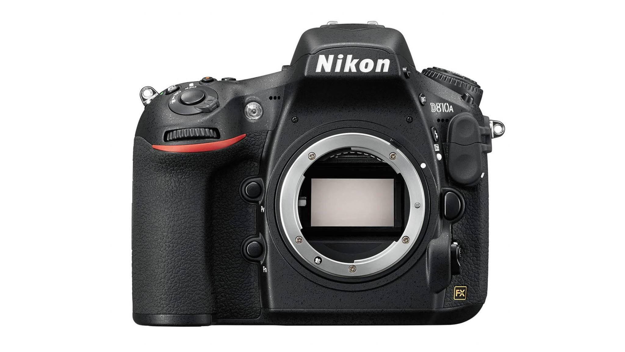 Die Nikon D820 soll das Vorgängermodell D810A in vielen Bereichen übertreffen.