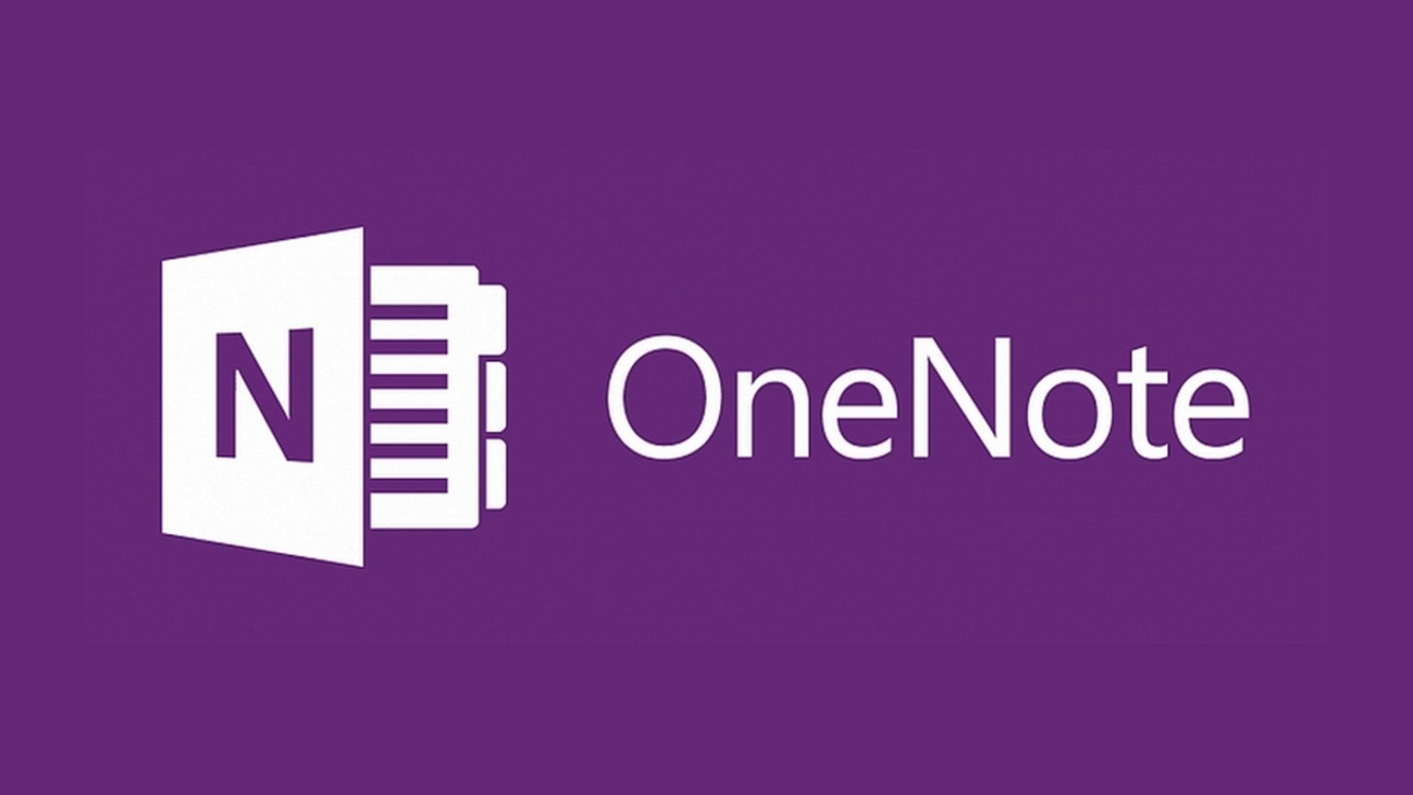 Webseiten, Artikel, Bilder und mehr können direkt nach OneNote übertragen werden.
