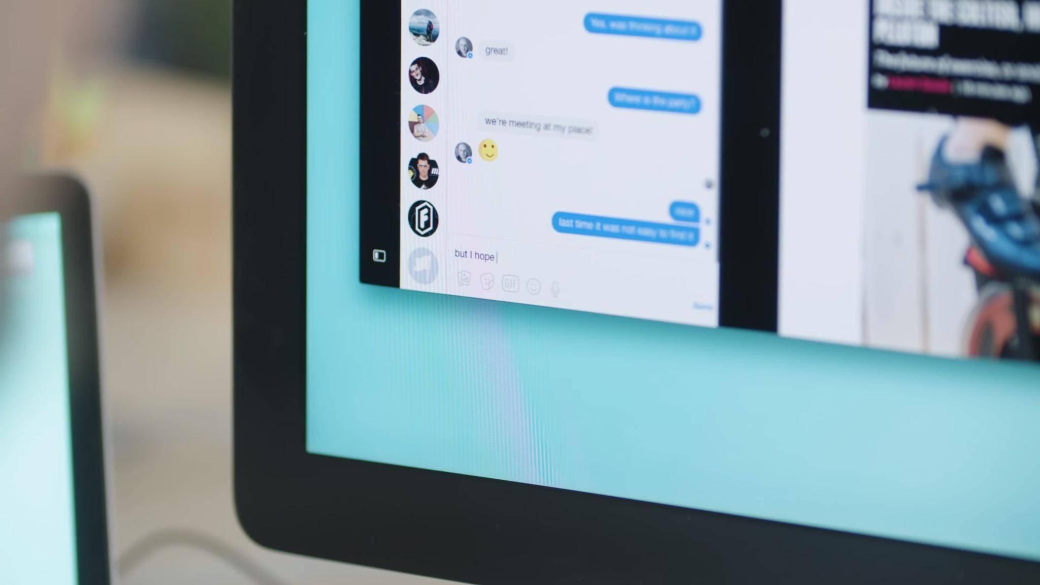 Die neue Opera-Version enthält nun Chat-Apps im Browser.