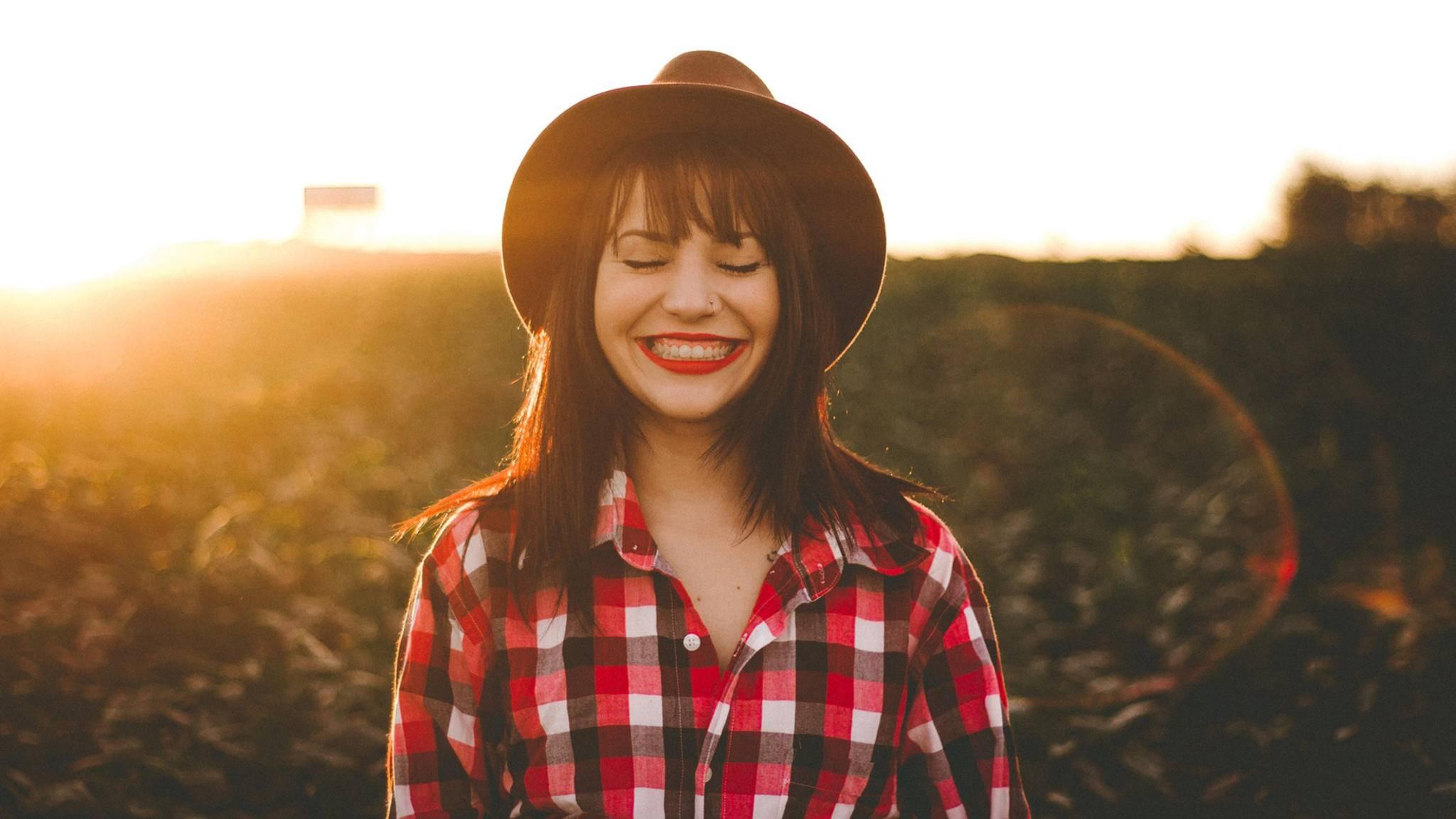 Glück kann durch viele Faktoren begünstigt werden.