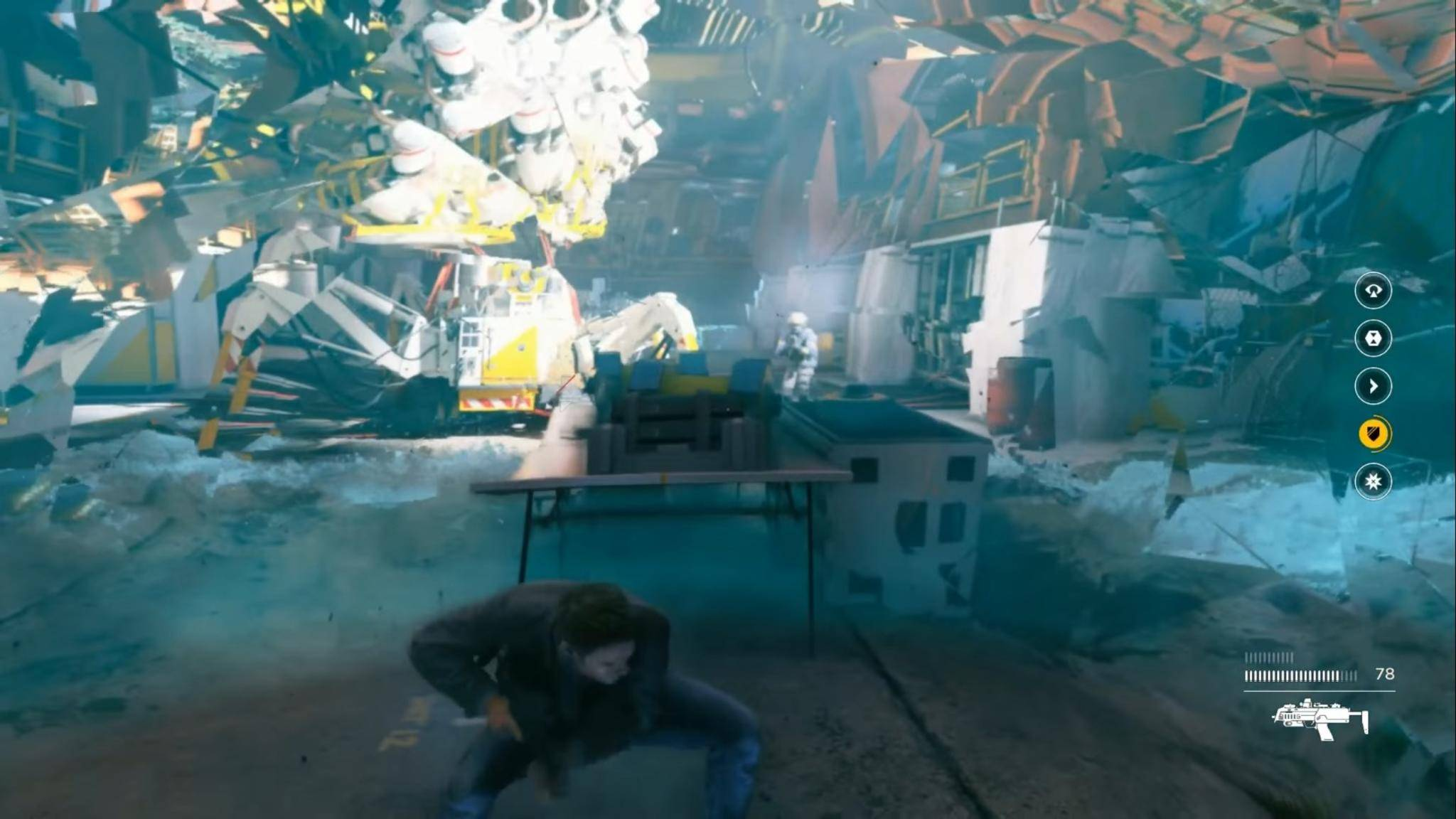 """Project 7"" von Remedy wird wie ""Quantum Break"" (im Bild) ein Third-Person-Action-Game."