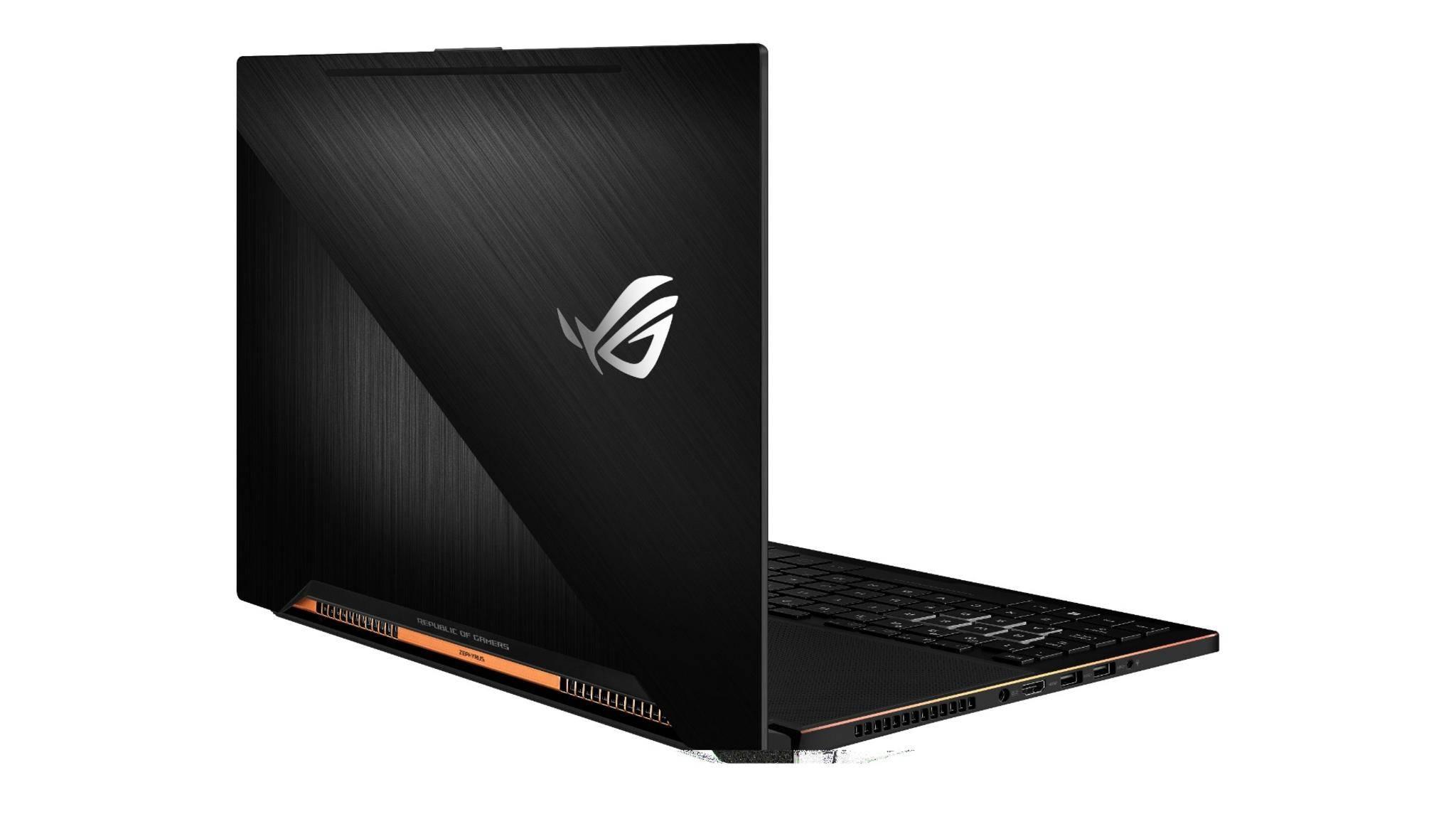 Der Asus ROG Zephyrus ist der dünnste Gaming-Laptop mit einer GTX-1080-Grafikkarte.