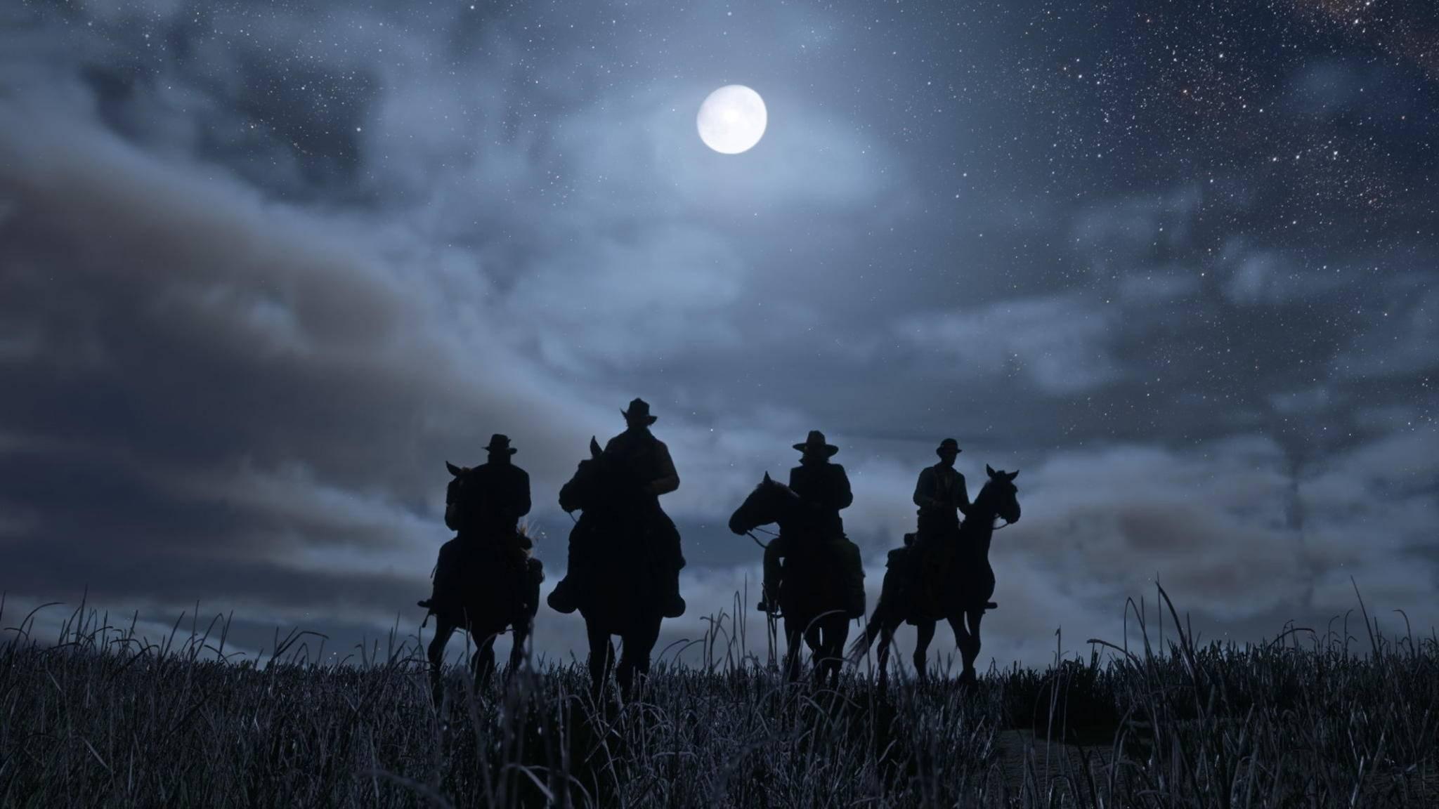"""""""Red Dead Redemption 2"""" wurde offiziell verschoben."""