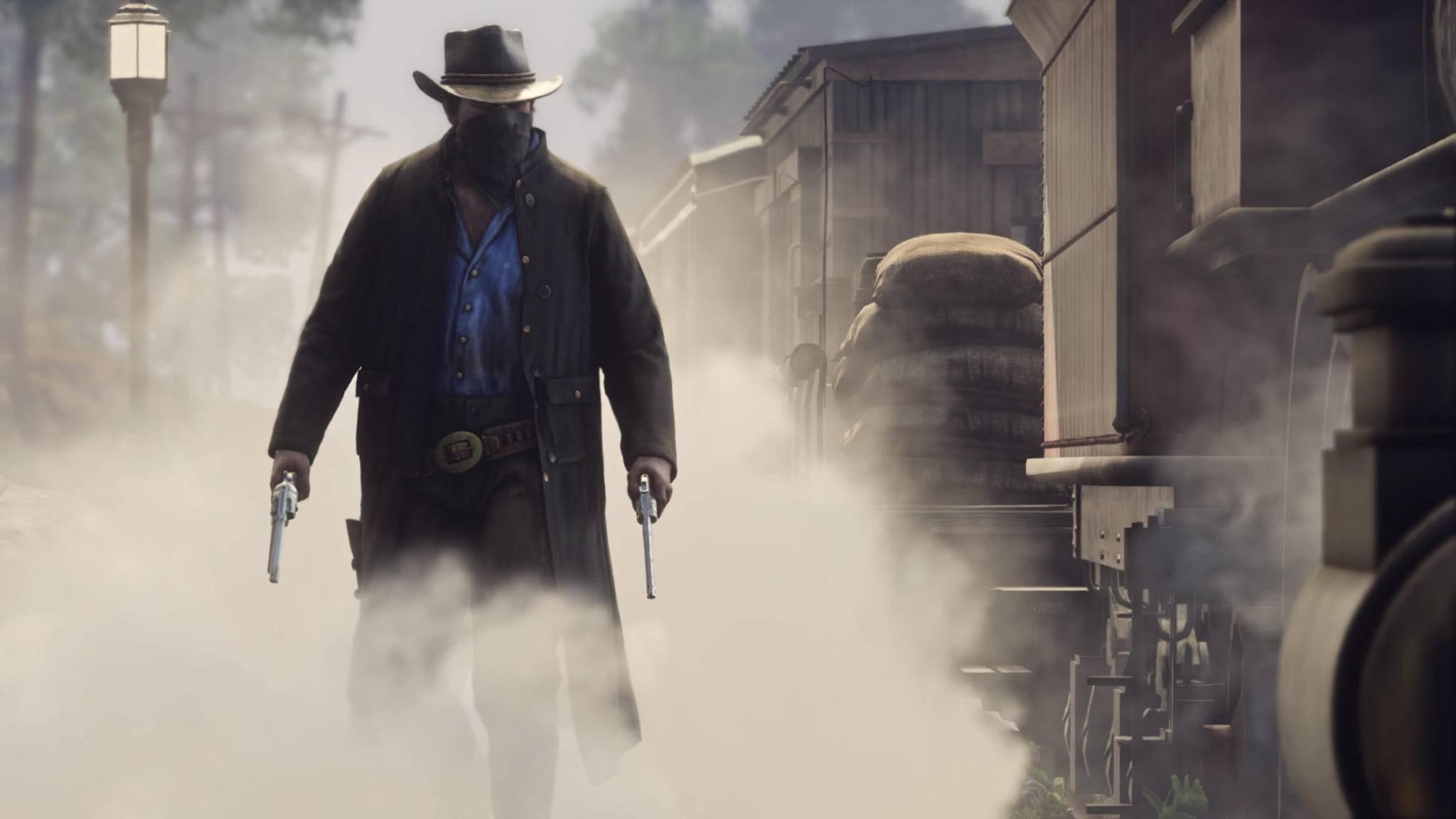 Red Dead Redemption 2 auf 2018 verschoben