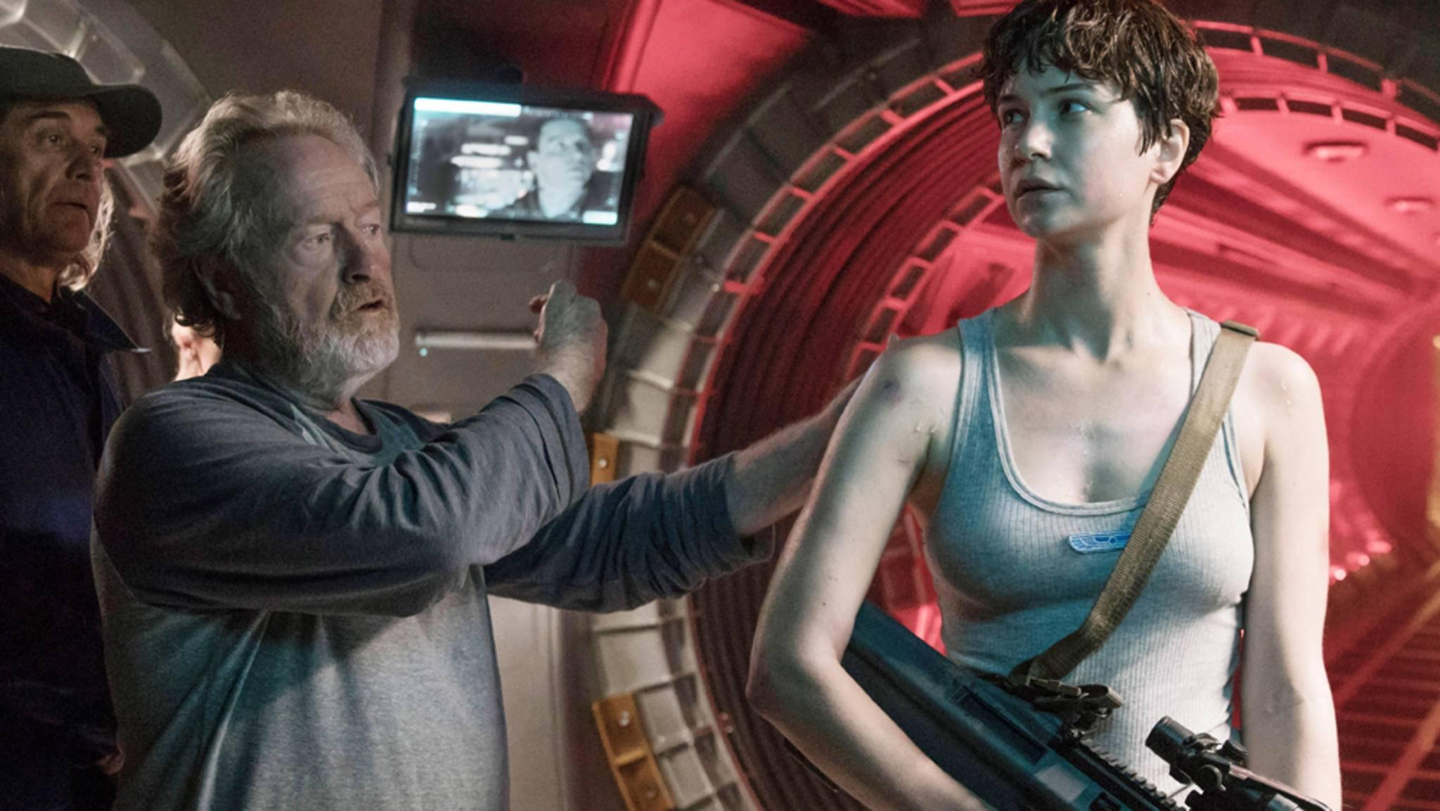Wie oft wird Ridley Scott die Aliens wohl noch auferstehen lassen?