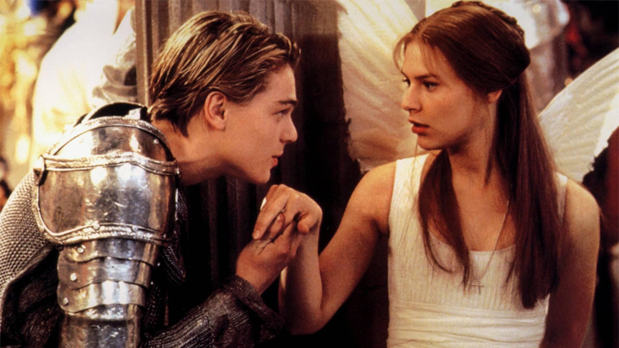 Romeo und Julia gehören zu den berühmtesten Filmpaaren des Kinos.
