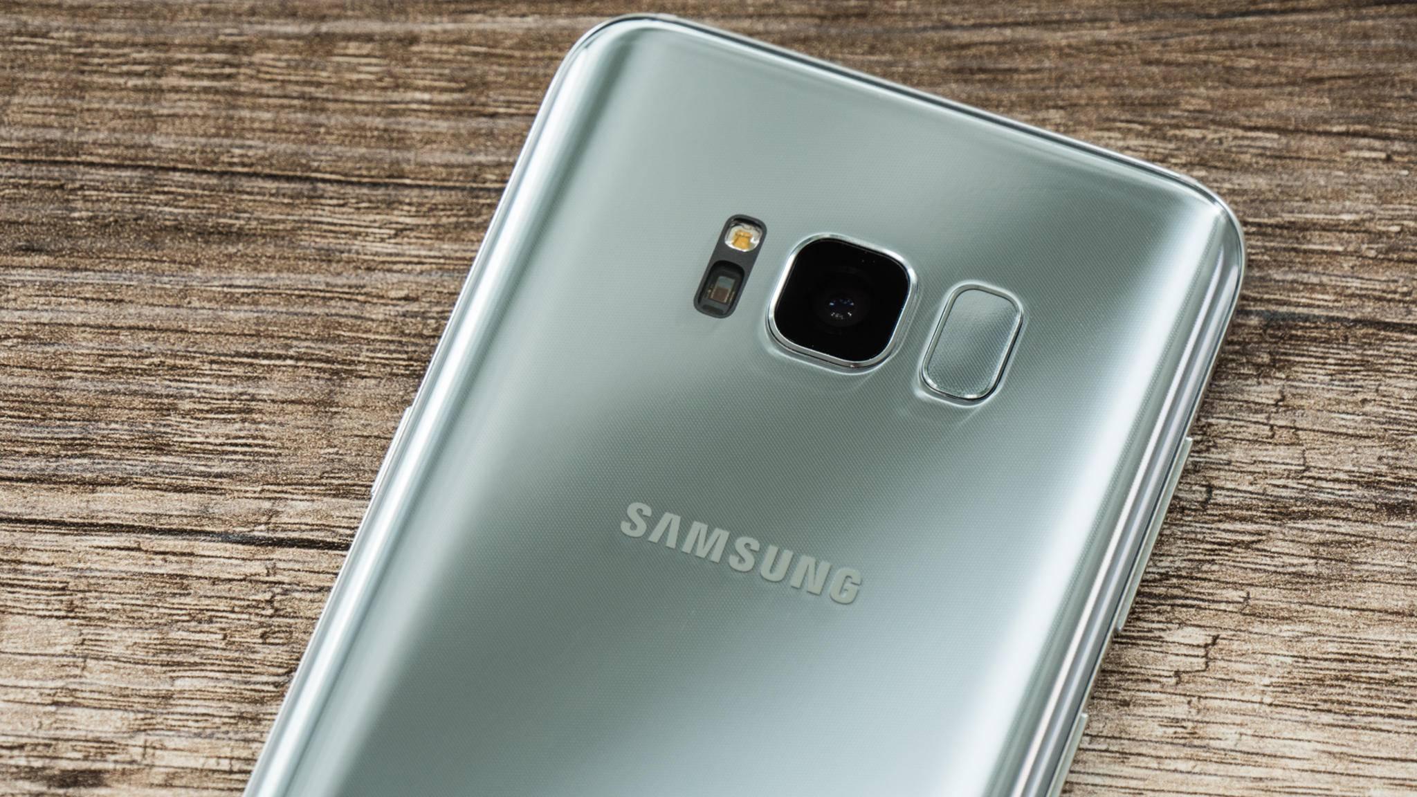 Für das Samsung Galaxy S8 kommt Android 10 leider nicht mehr.