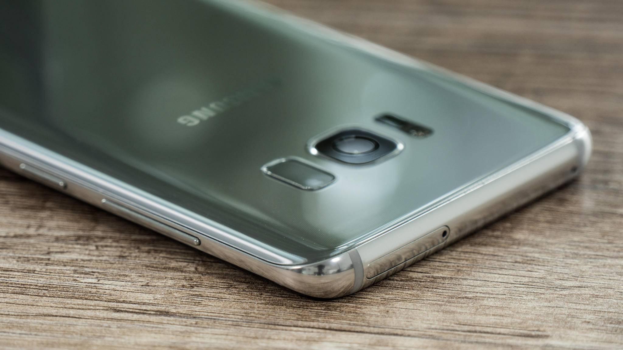 Der Nachfolger des Galaxy S8 könnte mit bis zu 1000fps filmen.
