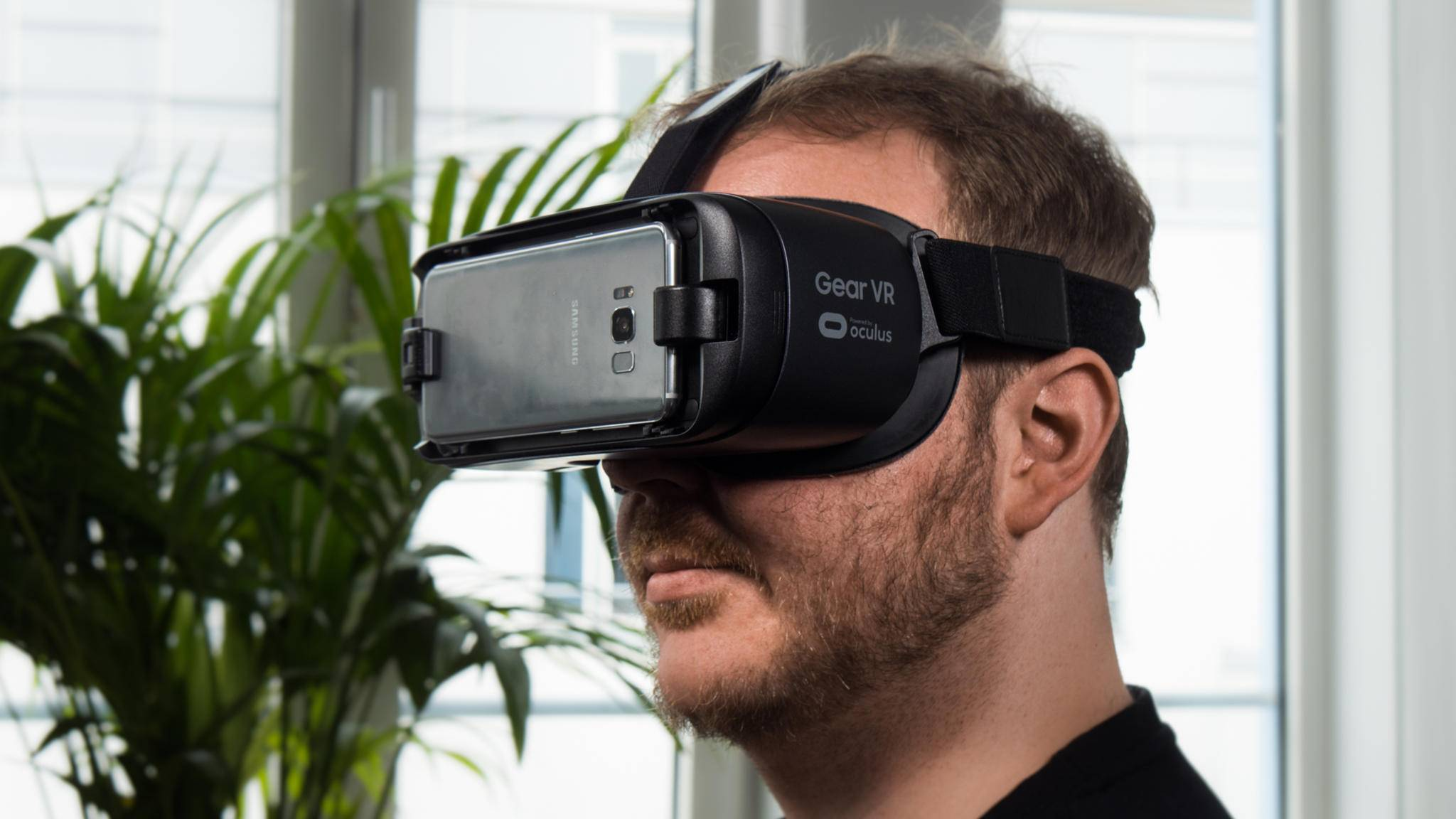 Die Gear VR von 2017 war das letzte Modell von Samsungs VR-Brille.